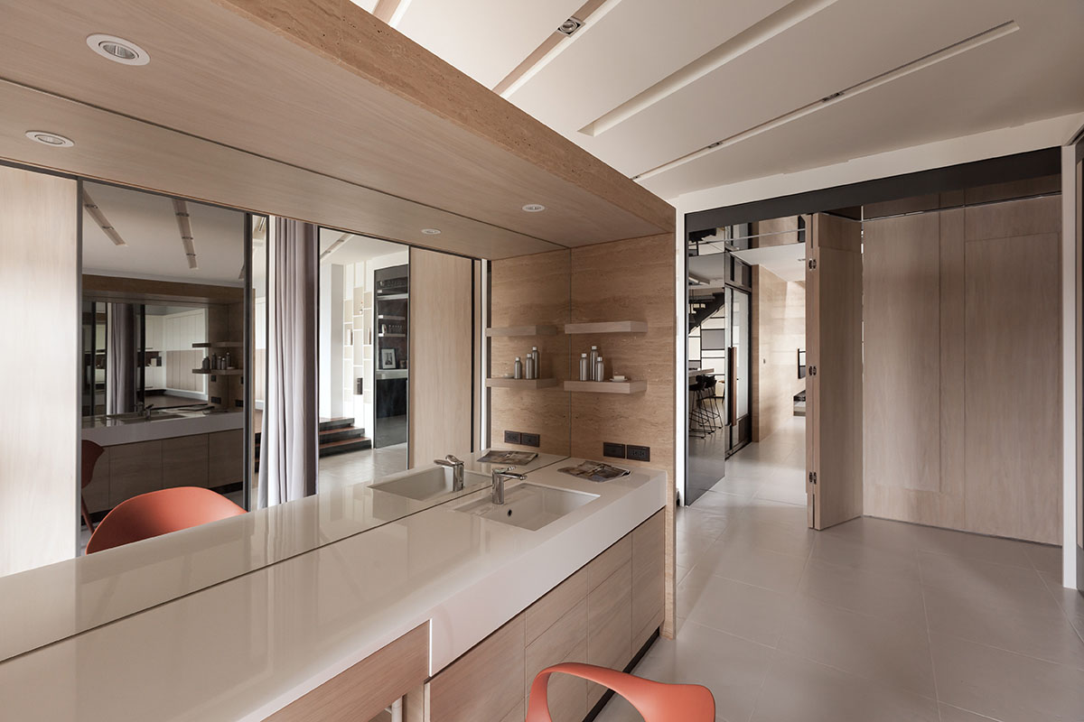 Modern Lo Apartment in Taoyuan by LGCA DESIGN-10