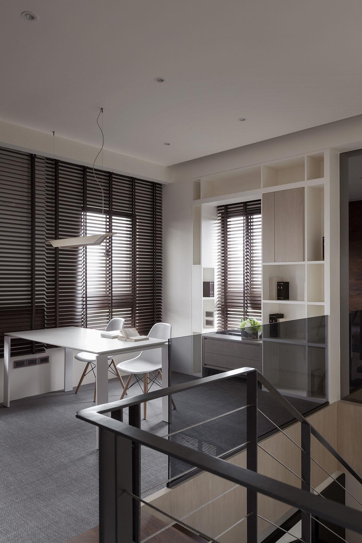 Modern Lo Apartment in Taoyuan by LGCA DESIGN-22