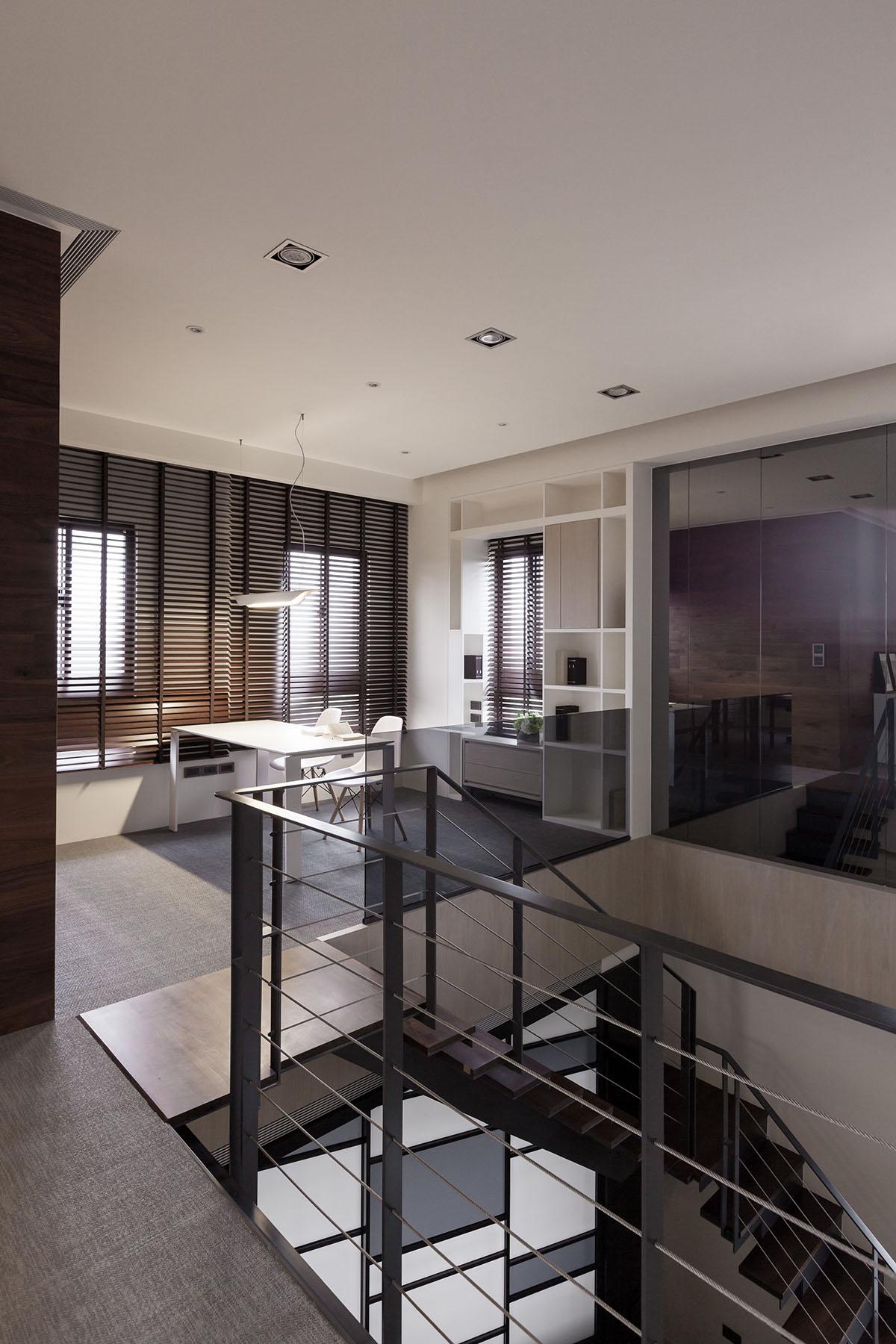 Modern Lo Apartment in Taoyuan by LGCA DESIGN-23
