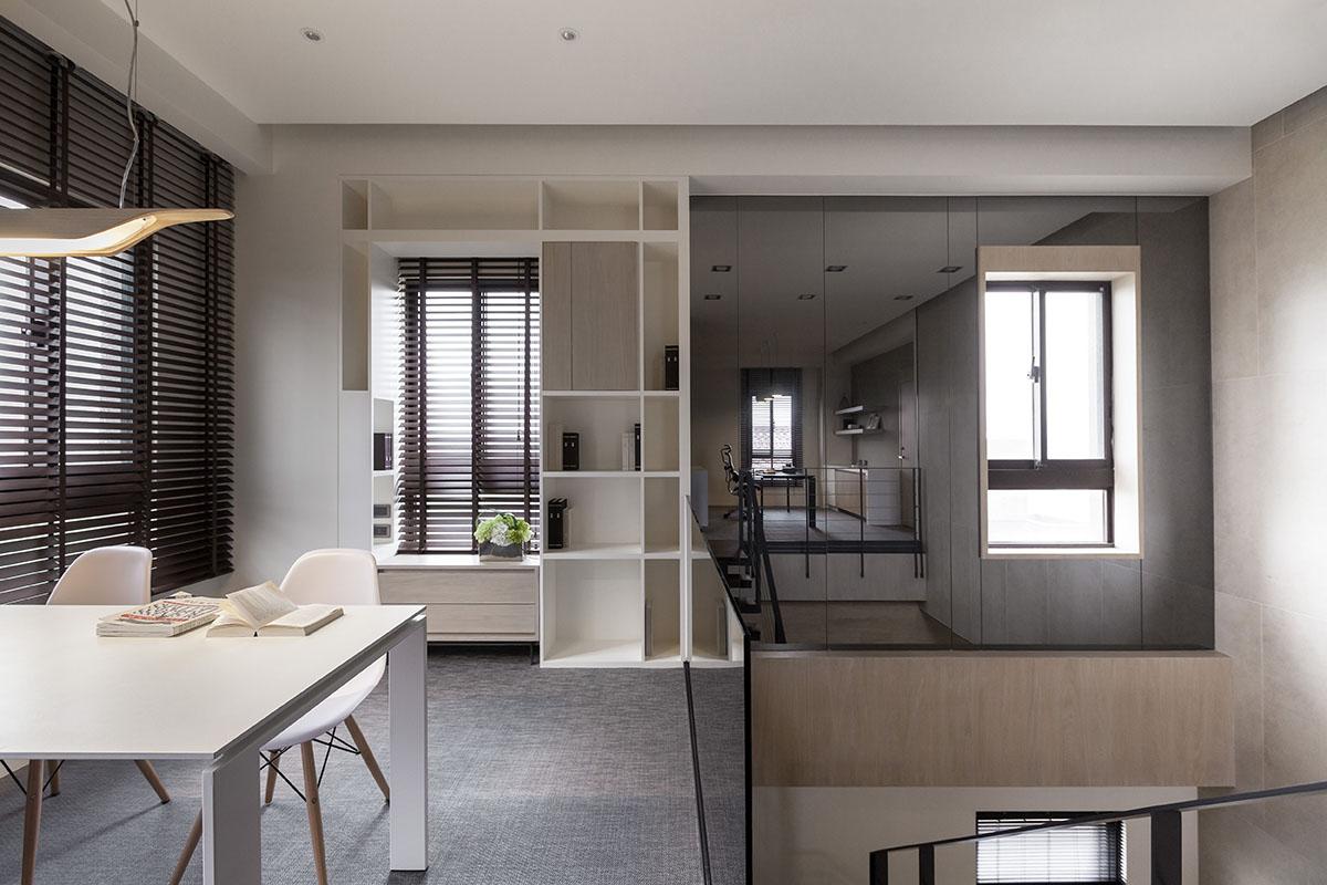 Modern Lo Apartment in Taoyuan by LGCA DESIGN-24