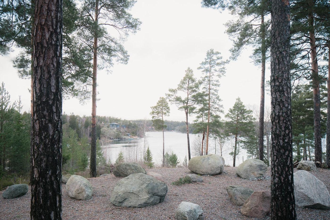 Modern Villa Östernäs in Ingarö by Gabriel Minguez-01