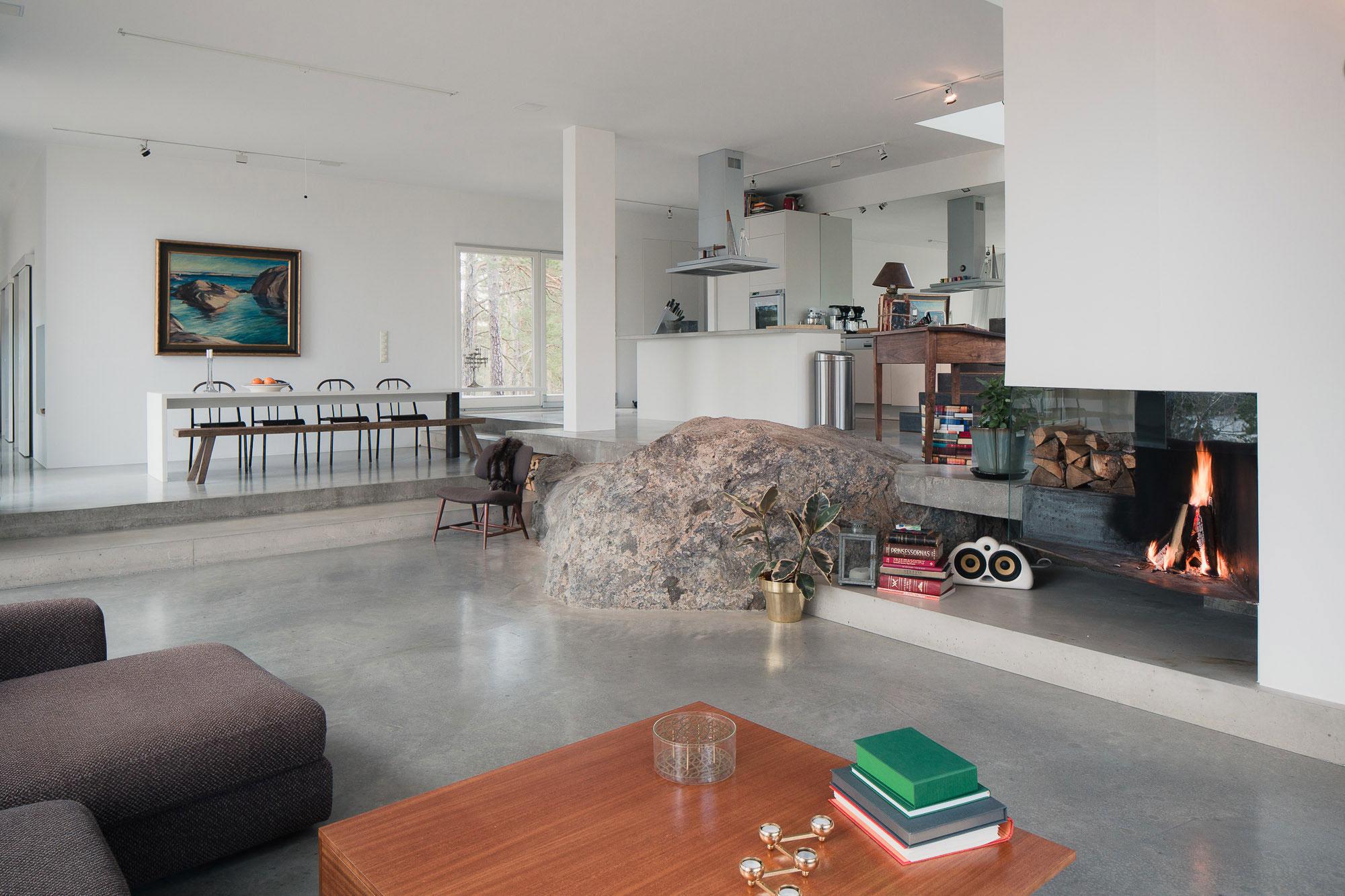 Modern Villa Östernäs in Ingarö by Gabriel Minguez-07
