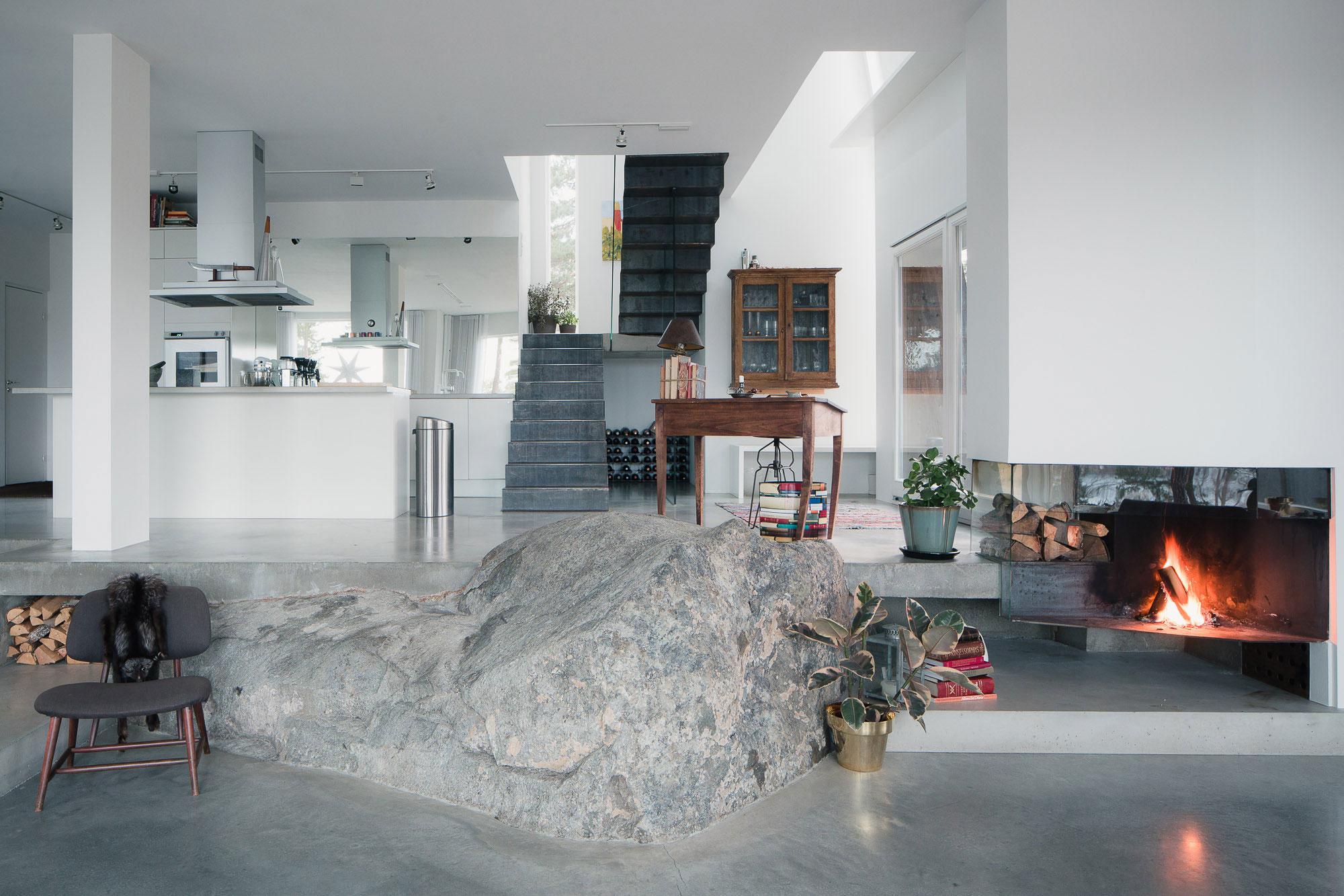Modern Villa Östernäs in Ingarö by Gabriel Minguez-09