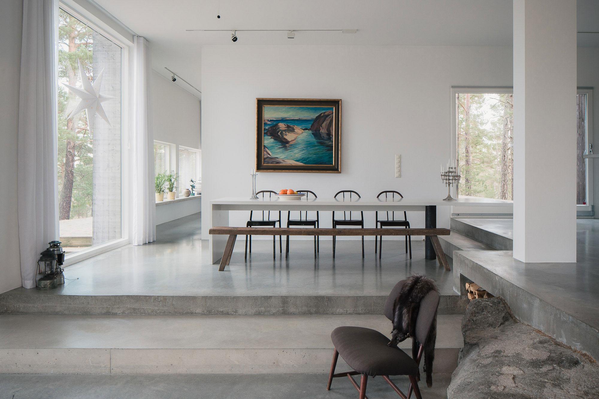 Modern Villa Östernäs in Ingarö by Gabriel Minguez-10