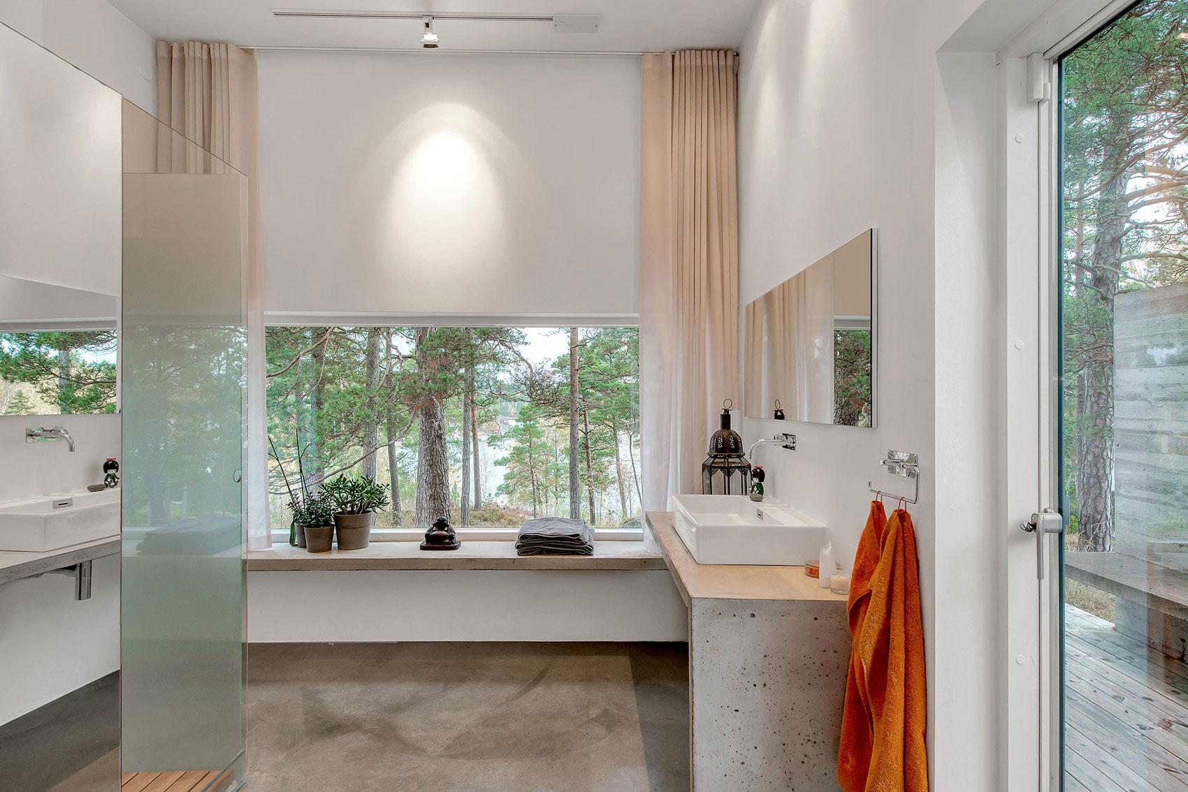 Modern Villa Östernäs in Ingarö by Gabriel Minguez-17