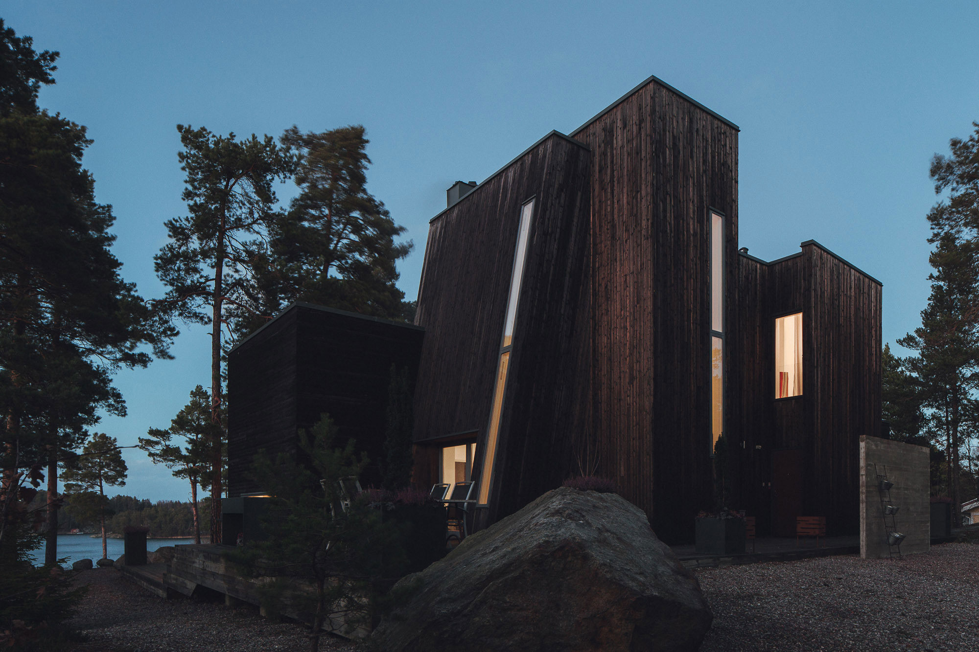 Modern Villa Östernäs in Ingarö by Gabriel Minguez-24