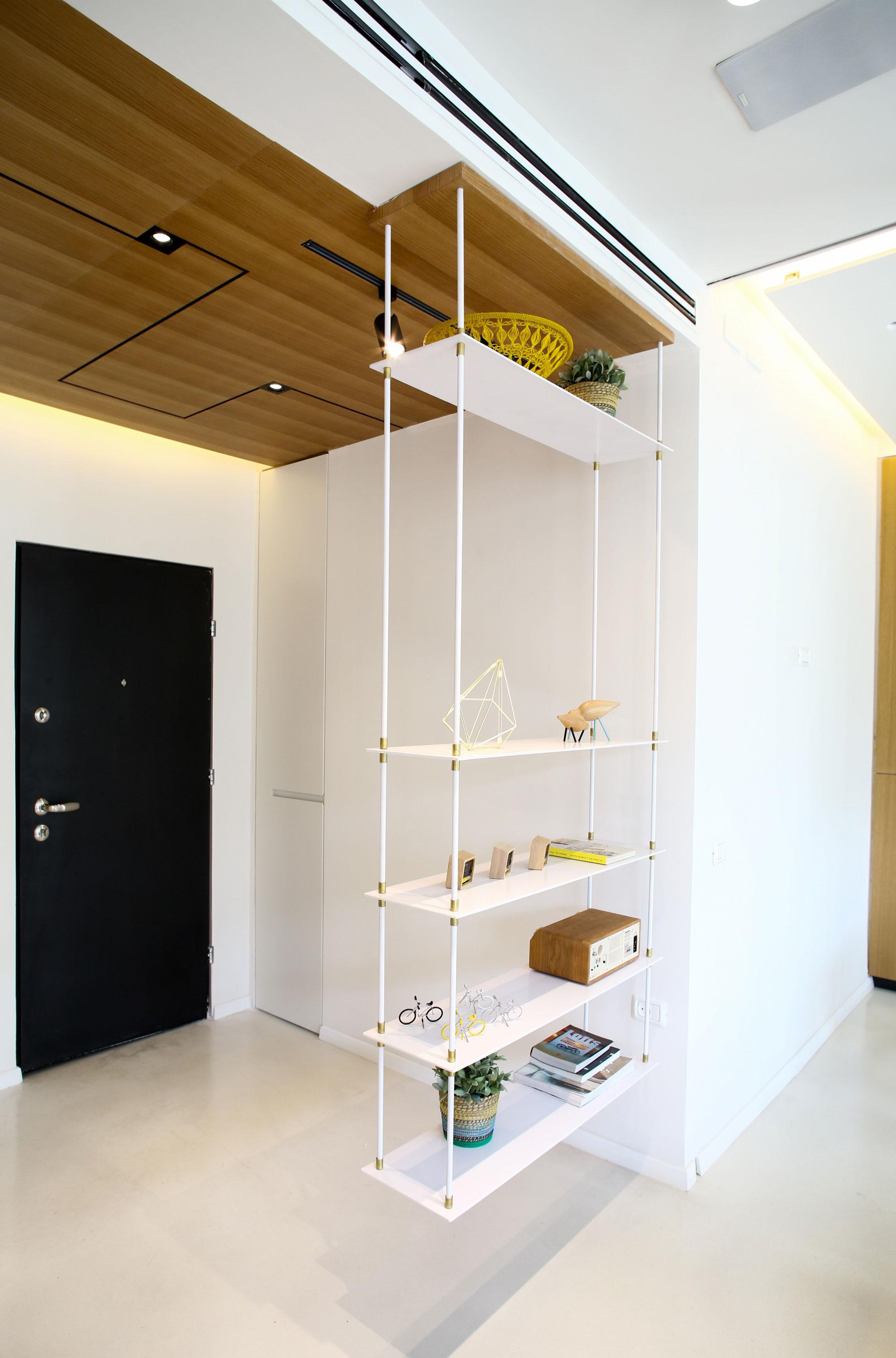 Modern Weisel Apartment in Tel Aviv by Dori Interior Design-01