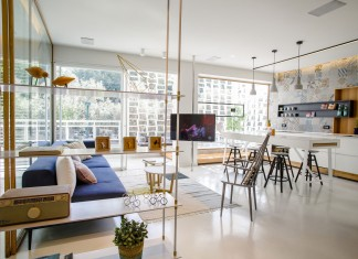Modern Weisel Apartment in Tel Aviv by Dori Interior Design