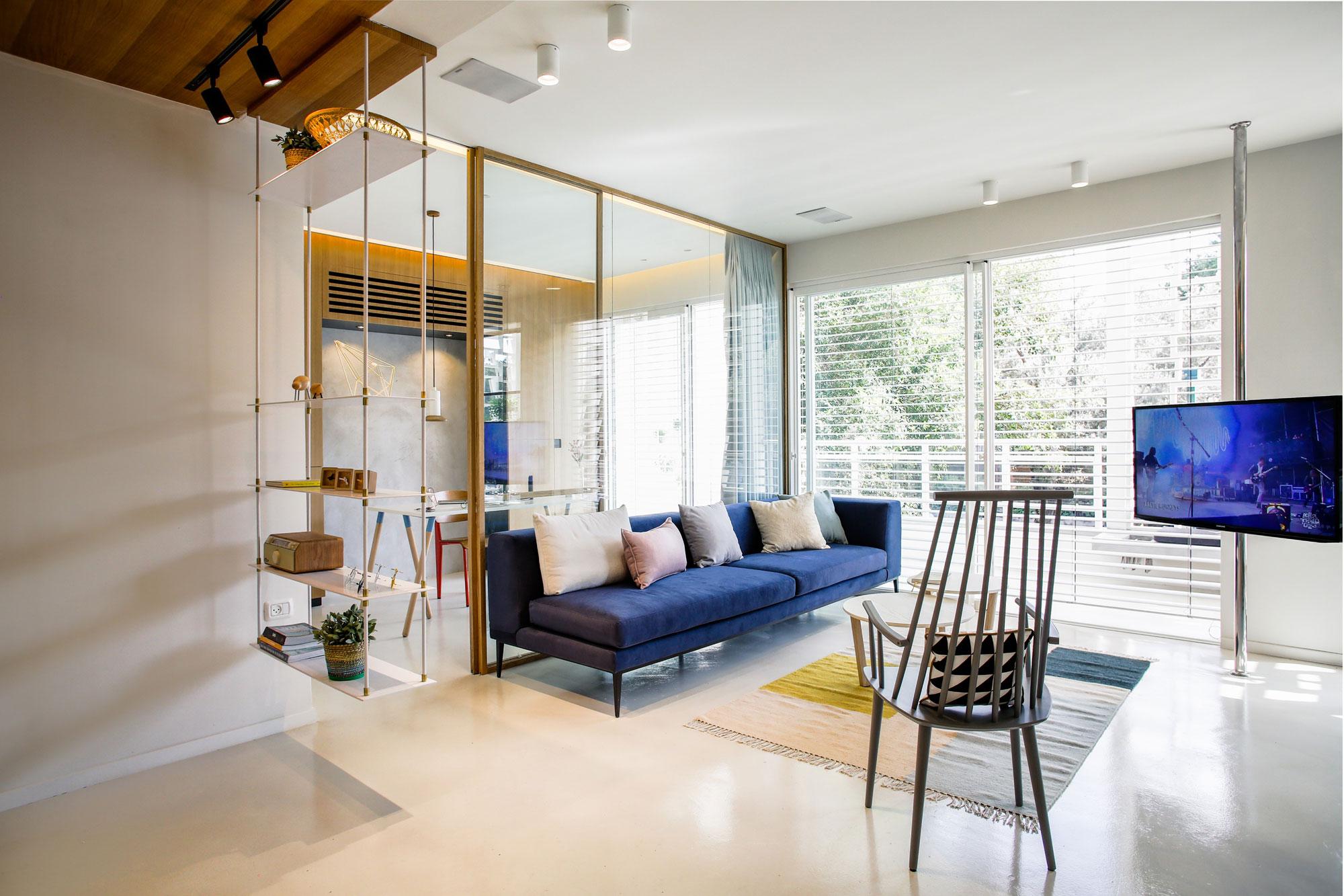 Modern Weisel Apartment in Tel Aviv by Dori Interior Design-05