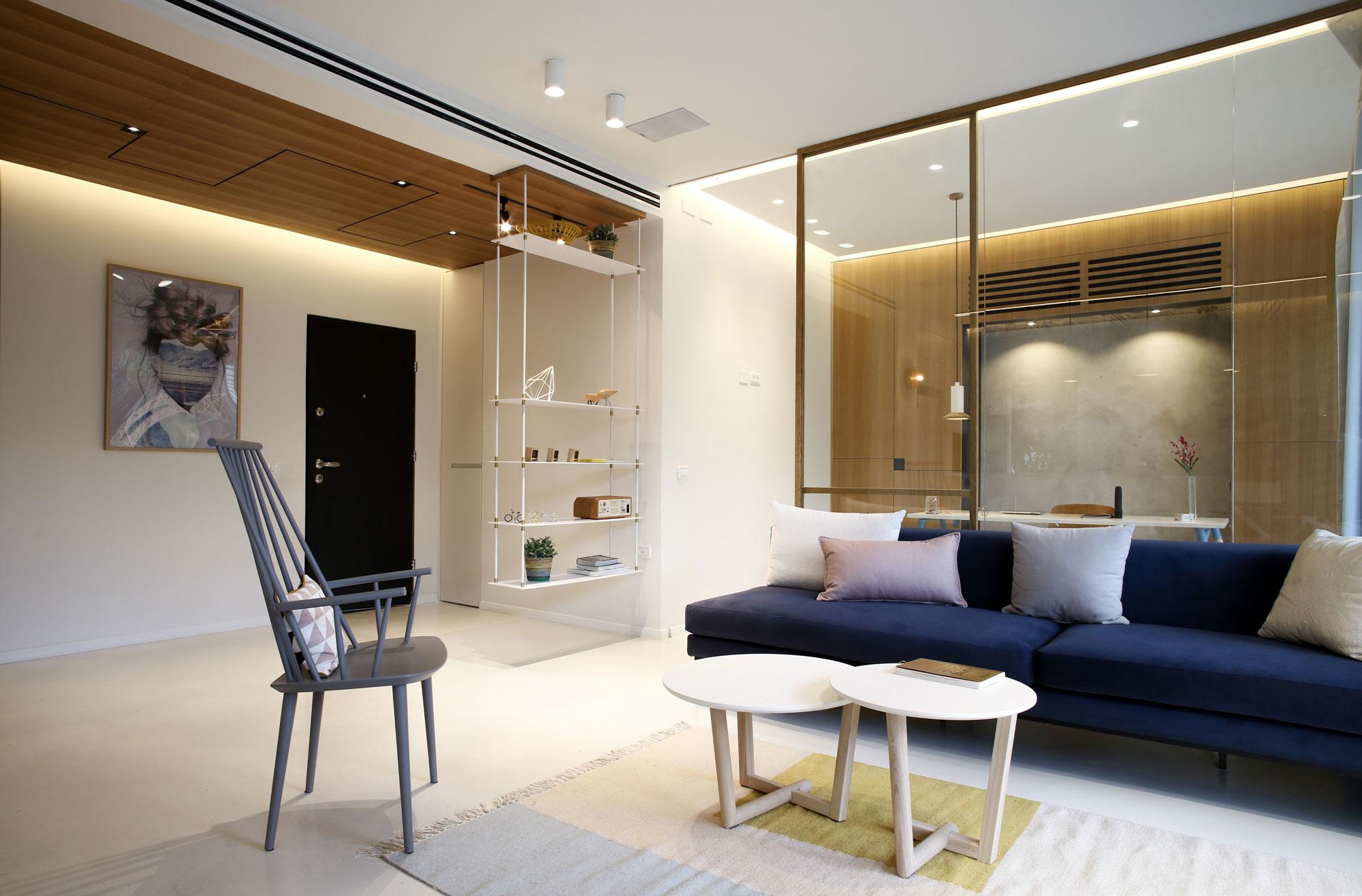 Modern Weisel Apartment in Tel Aviv by Dori Interior Design-07