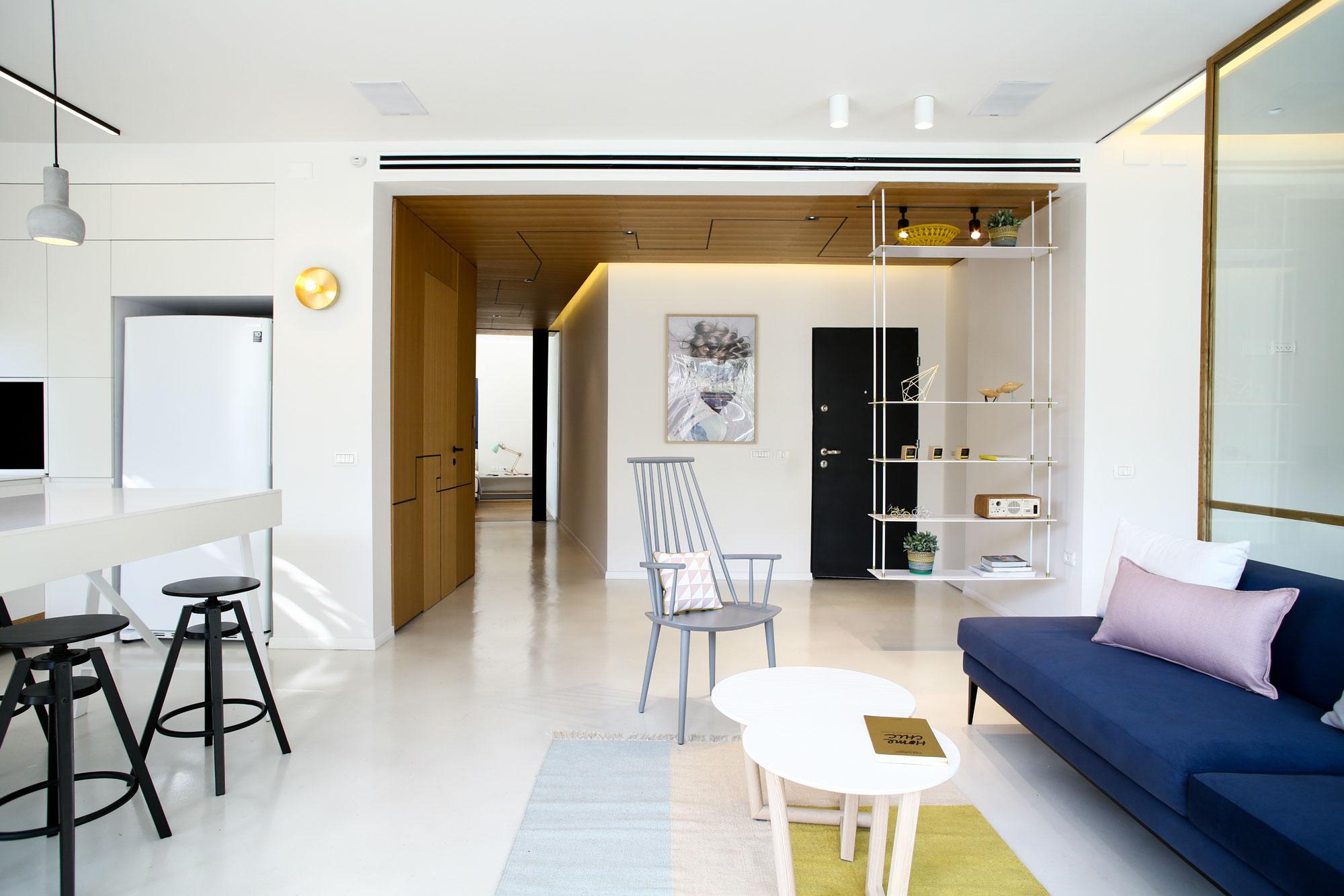 Modern Weisel Apartment in Tel Aviv by Dori Interior Design-08