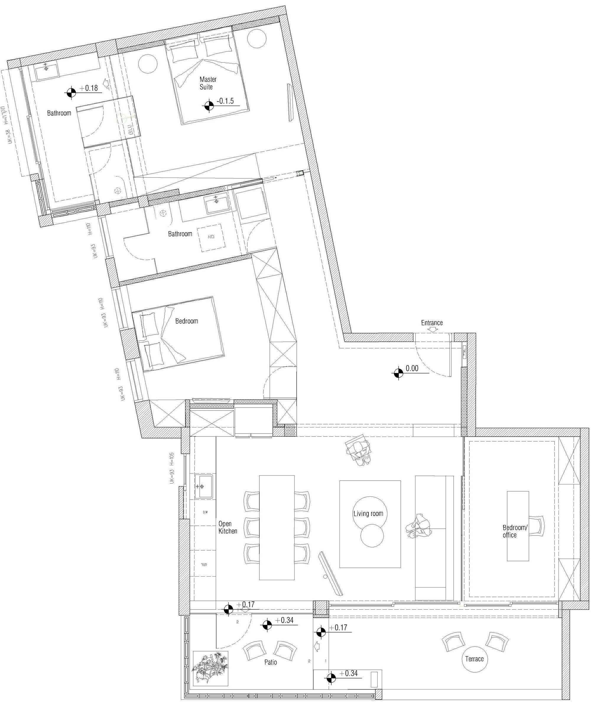 Modern Weisel Apartment in Tel Aviv by Dori Interior Design-30