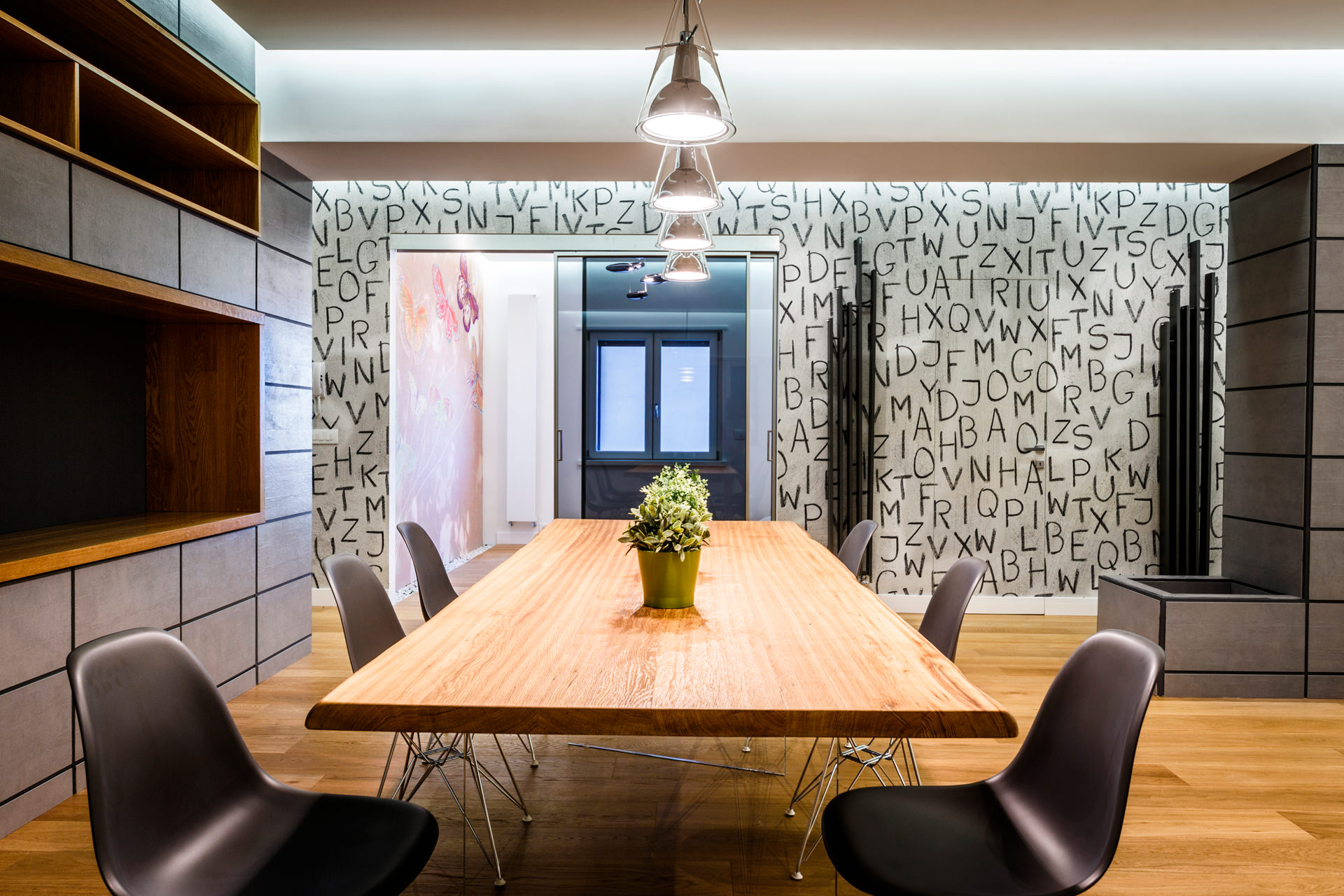 Monolithic Apartment with Predominant Wood Elements by Brain Factory-03
