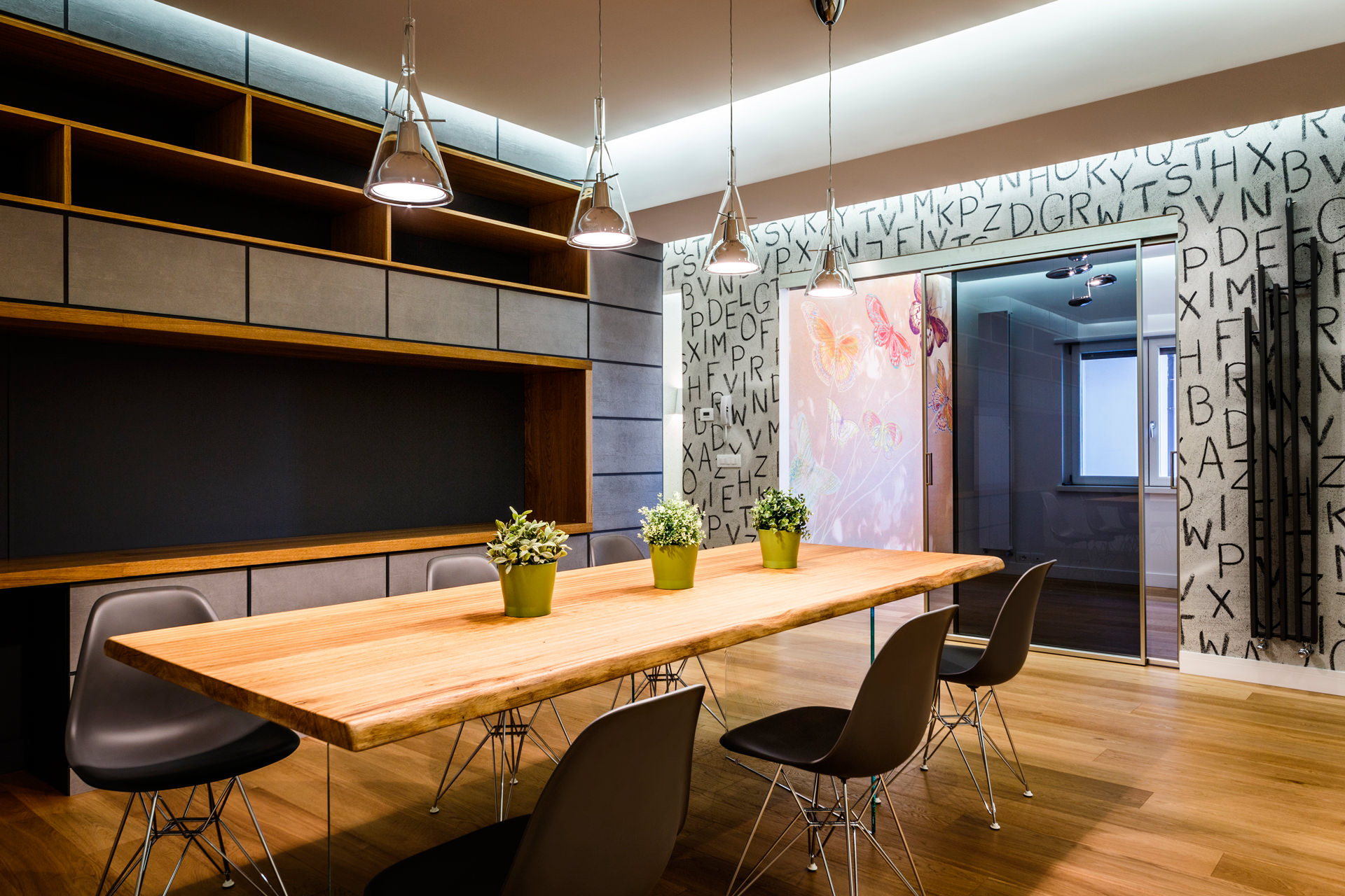 Monolithic Apartment with Predominant Wood Elements by Brain Factory-04