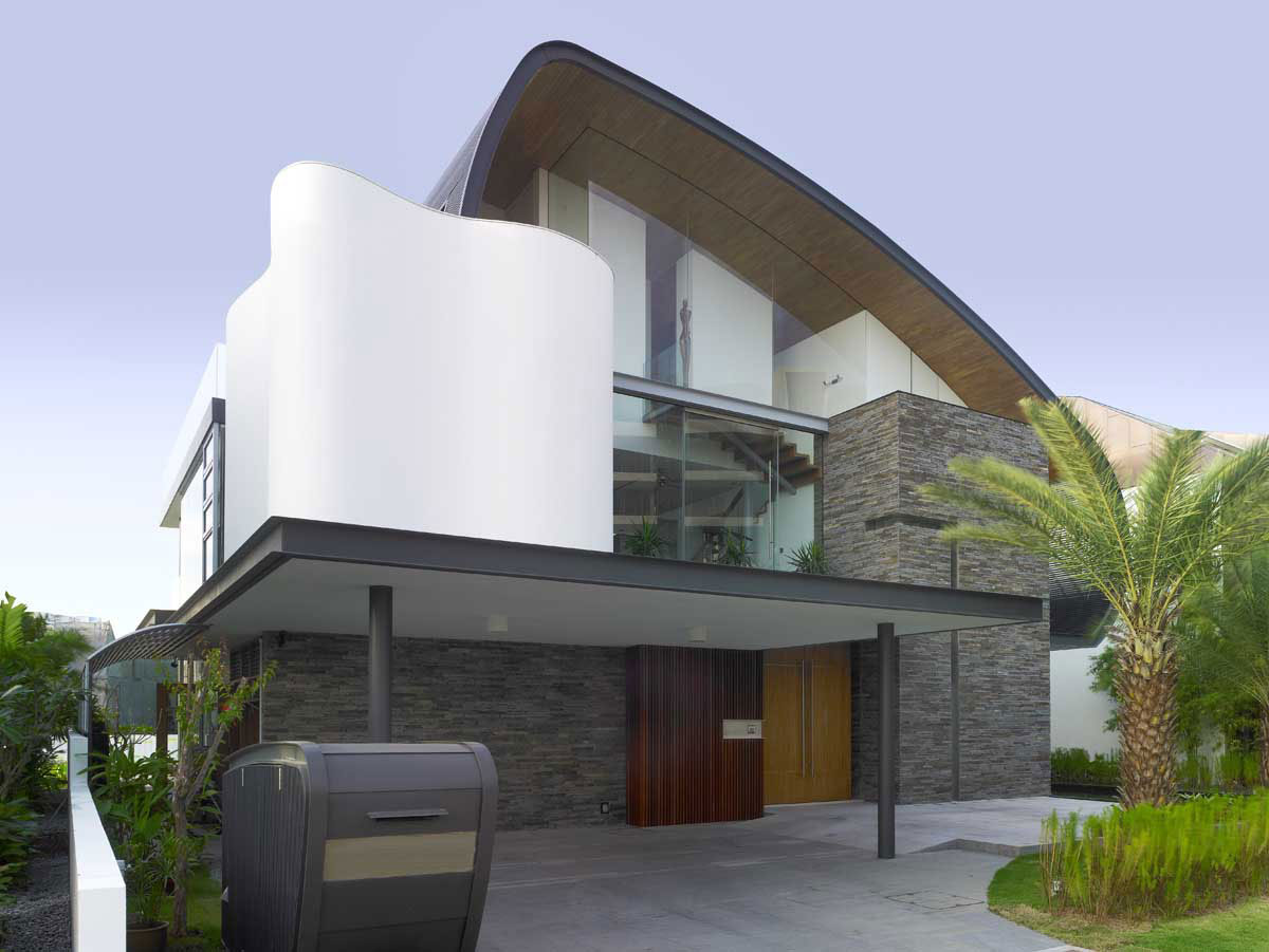NO THIRTY6 Eco-Friendly Home with WoW Factor by Greg Shand Architects-01