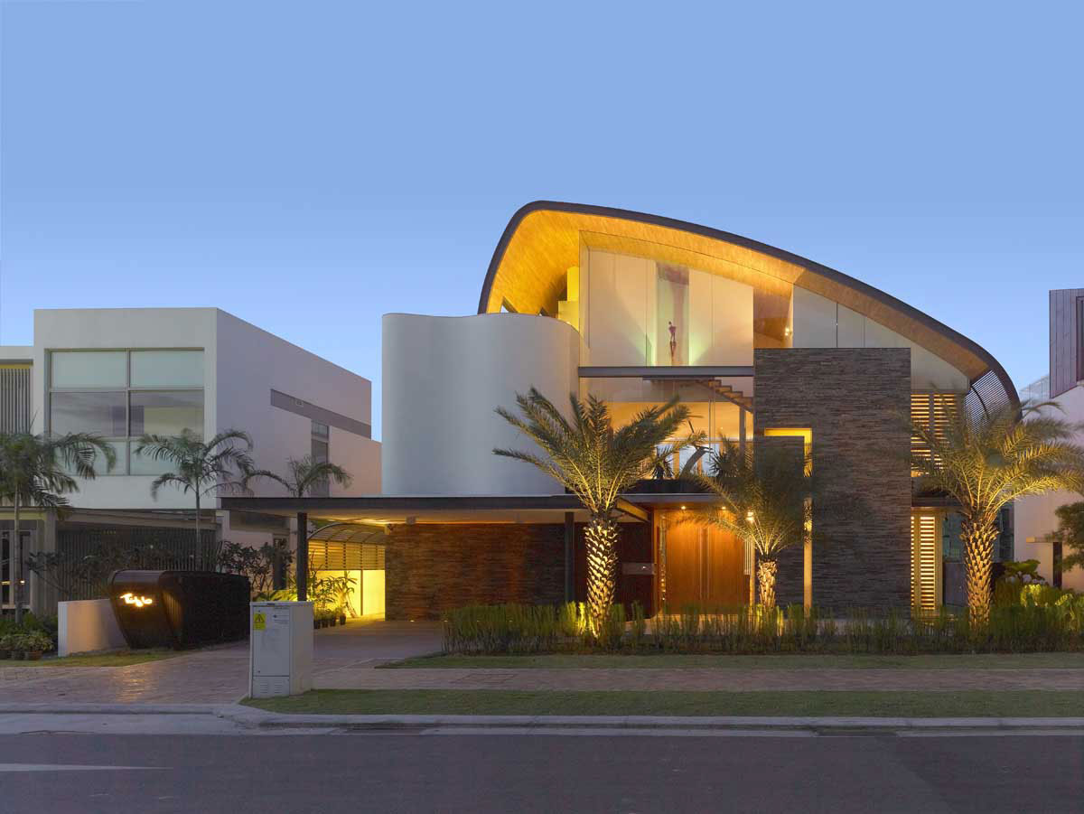 NO THIRTY6 Eco-Friendly Home with WoW Factor by Greg Shand Architects-14