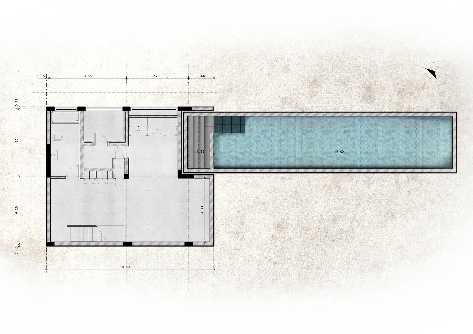Pavilion at Architect's Residence in Nicosia by Kythreotis Architects-16