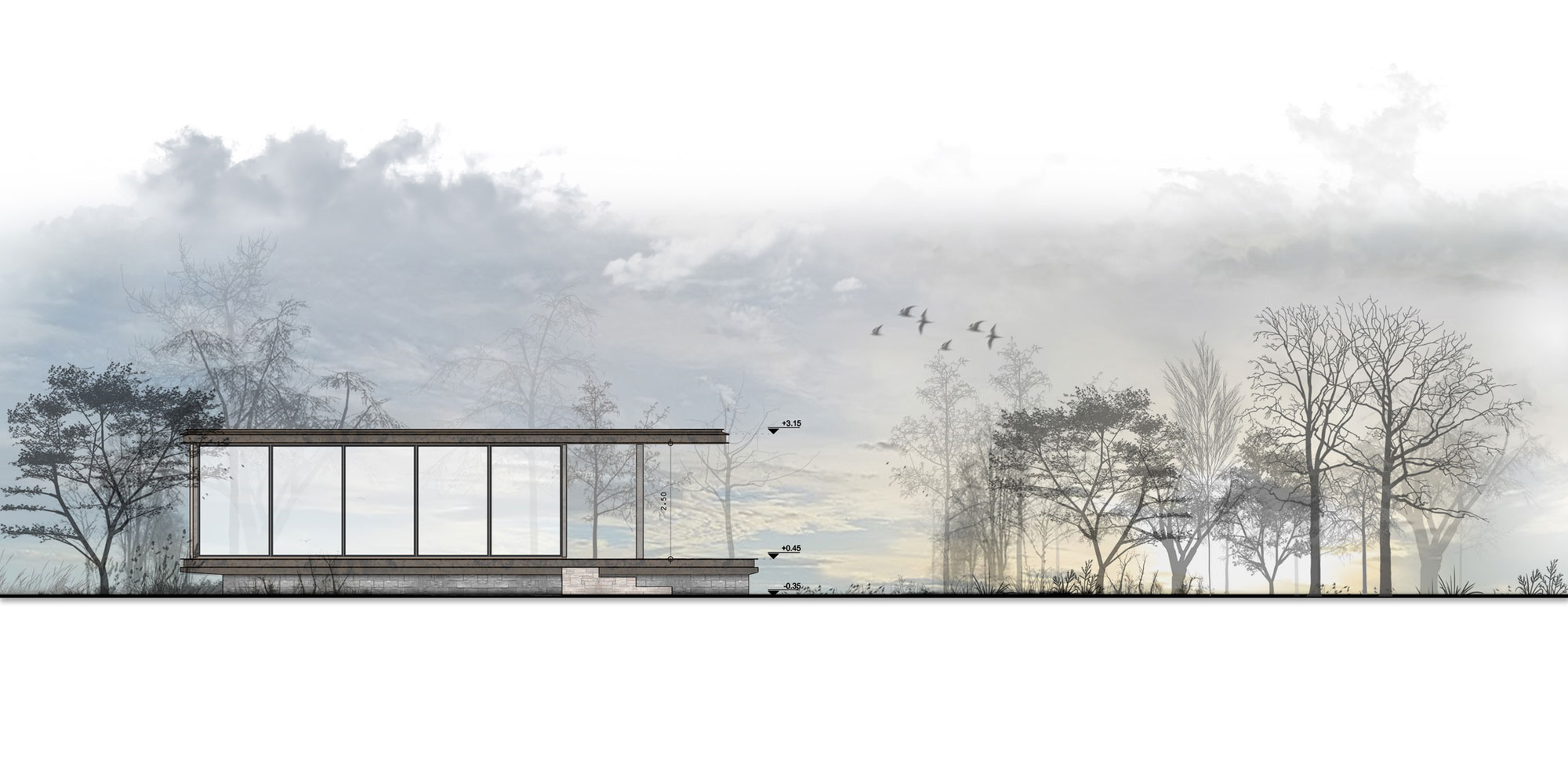 Pavilion at Architect's Residence in Nicosia by Kythreotis Architects-19