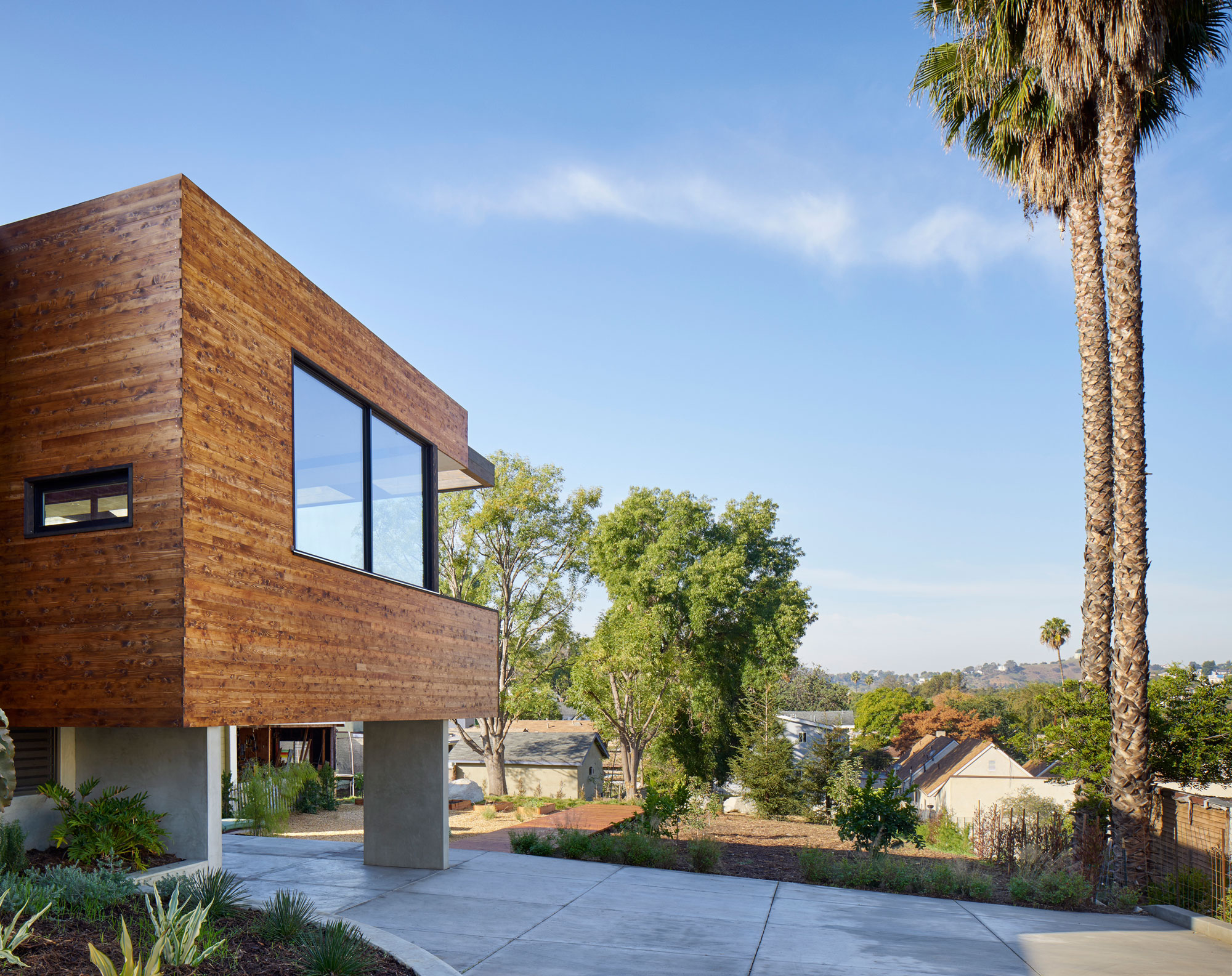 Ranch House Converted into Contemporary Morris Residence by Martin Fenlon Architecture-01