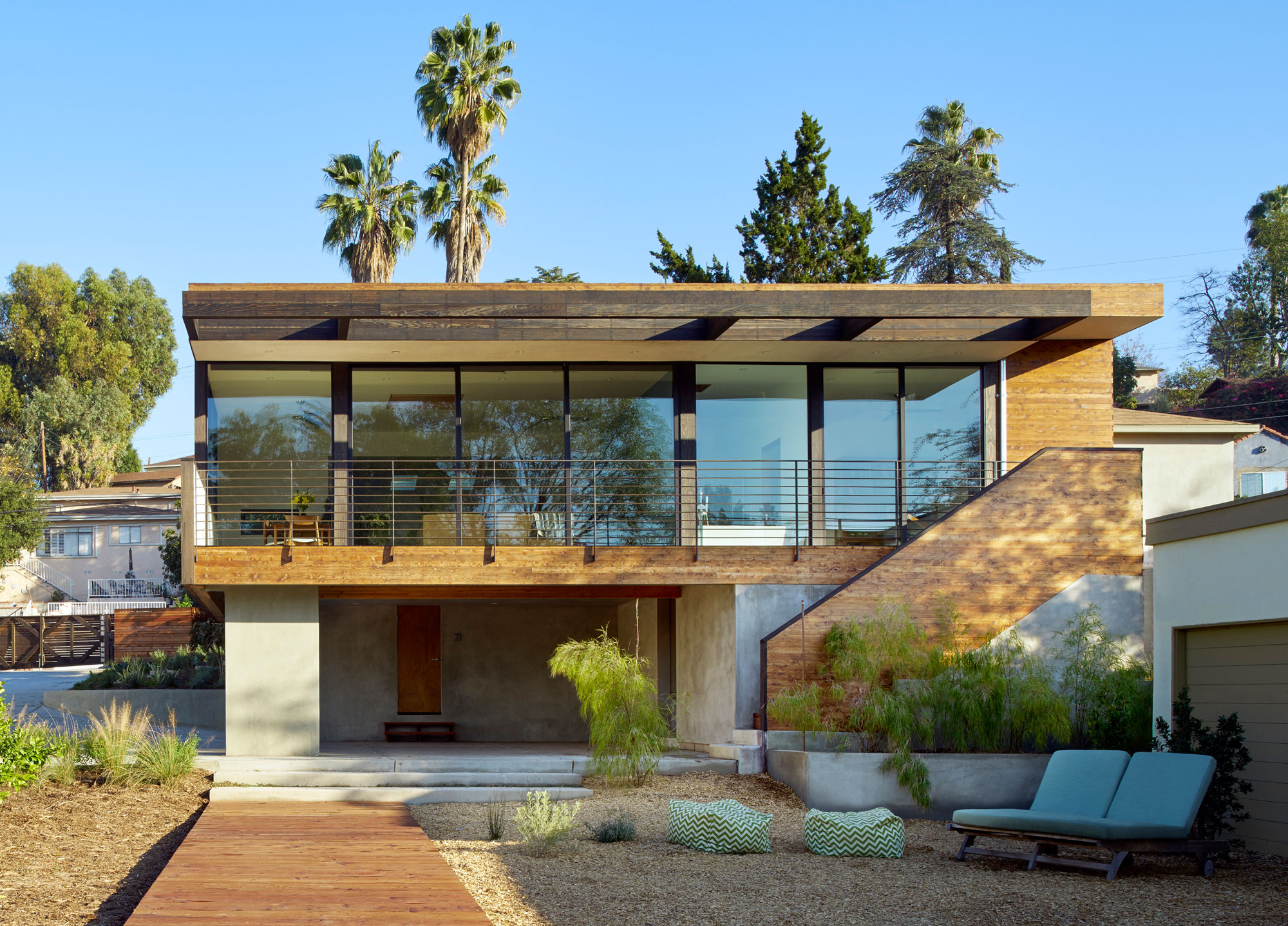 Ranch House Converted into Contemporary Morris Residence by Martin Fenlon Architecture-04