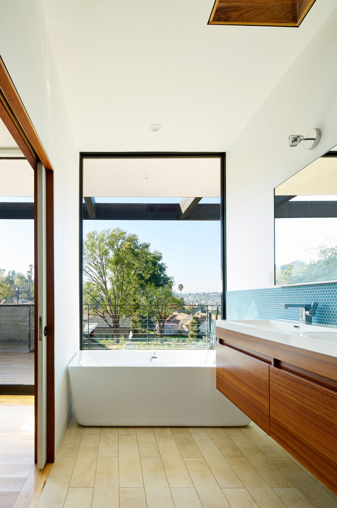 Ranch House Converted into Contemporary Morris Residence by Martin Fenlon Architecture-07