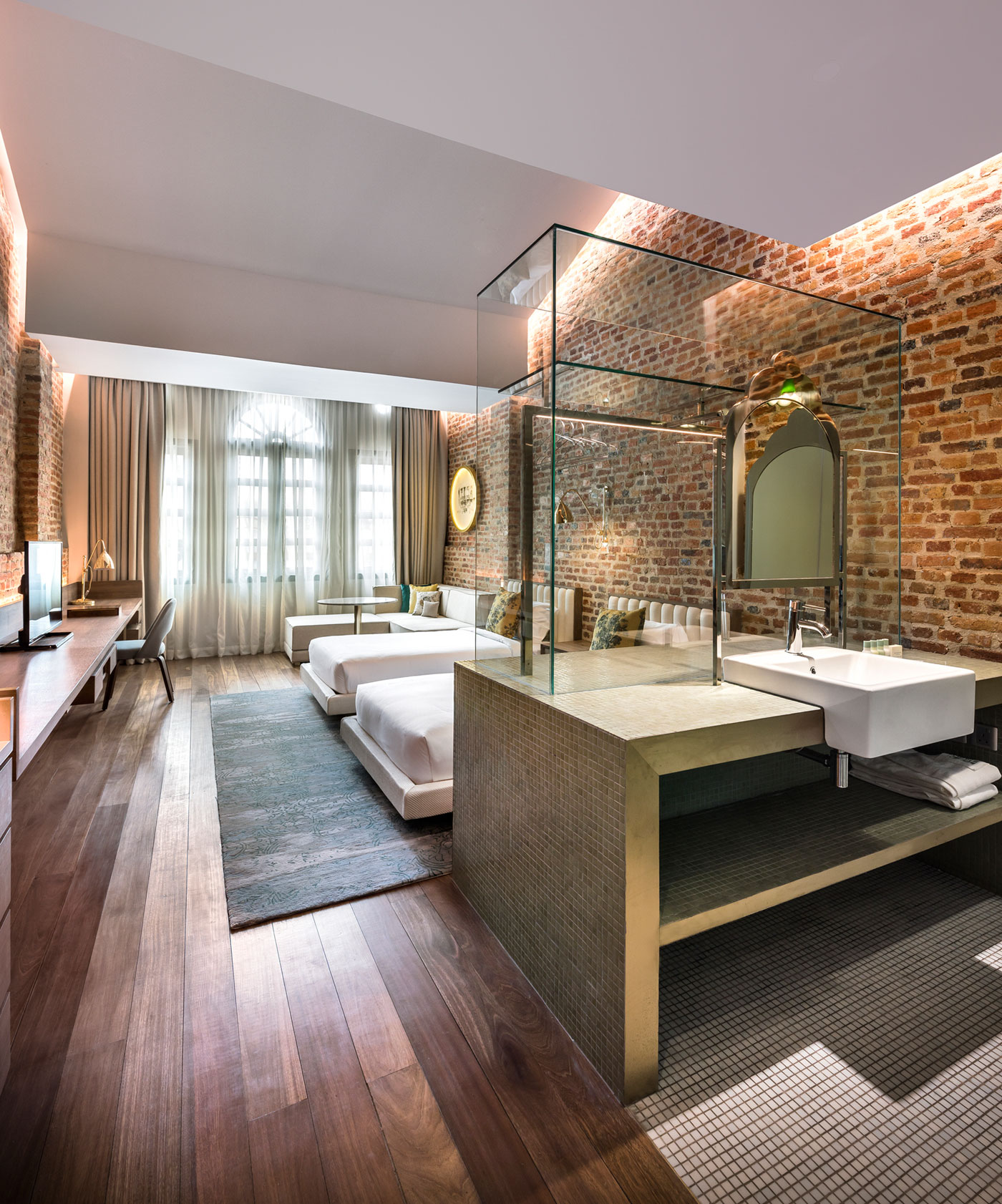 Recall the Spirit of a Bygone Rra into a Contemporary Twist of Loke Thye Kee Residences by Ministry of Design-04
