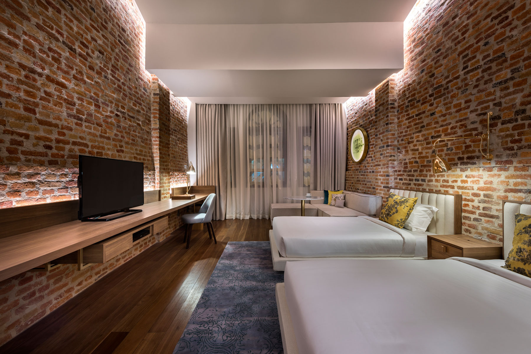 Recall the Spirit of a Bygone Rra into a Contemporary Twist of Loke Thye Kee Residences by Ministry of Design-07