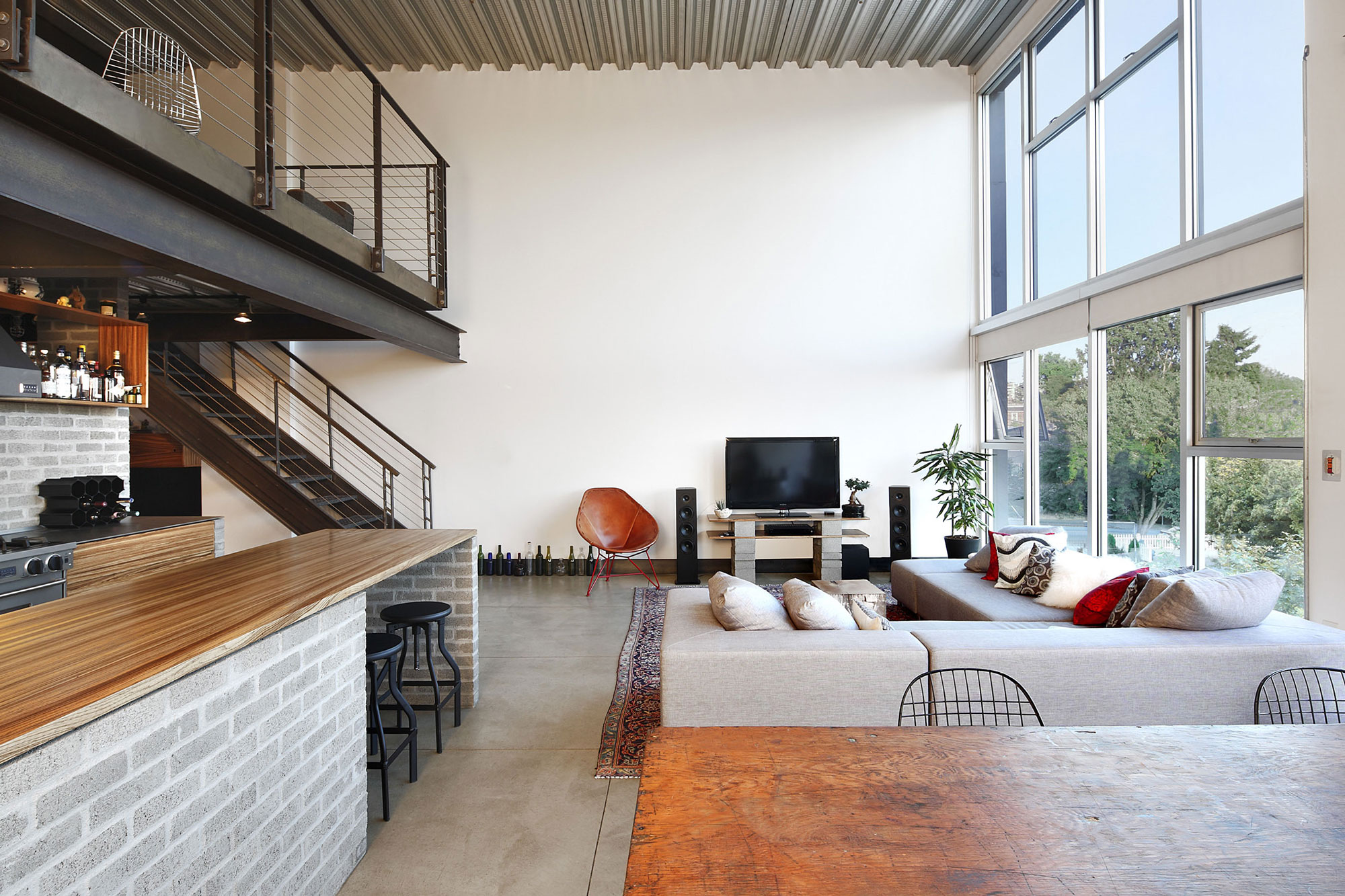 Renovation of Capitol Hill Industrial Loft in Seattle by SHED Architecture & Design-02