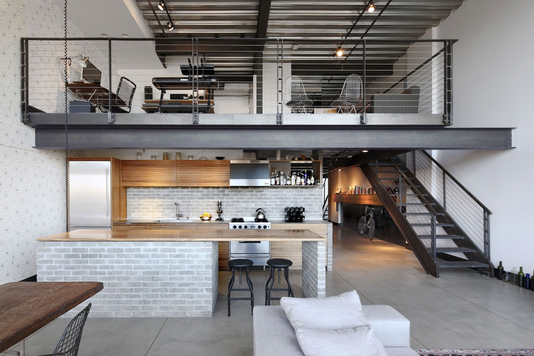 Renovation of Capitol Hill Industrial Loft in Seattle by SHED ...