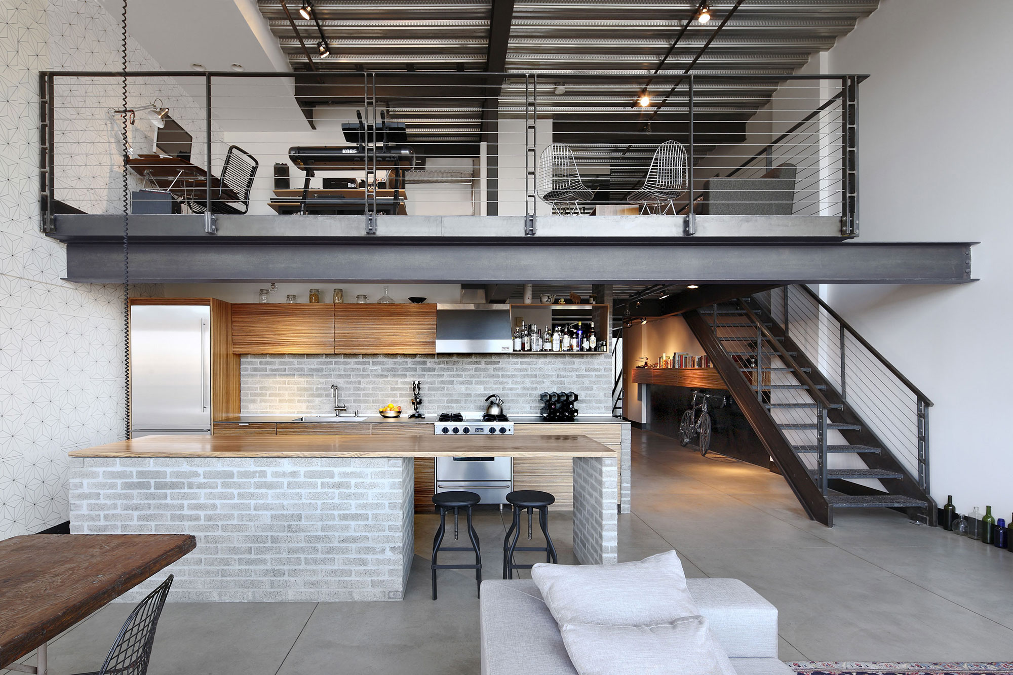 Renovation of Capitol Hill Industrial Loft in Seattle by SHED Architecture & Design-04