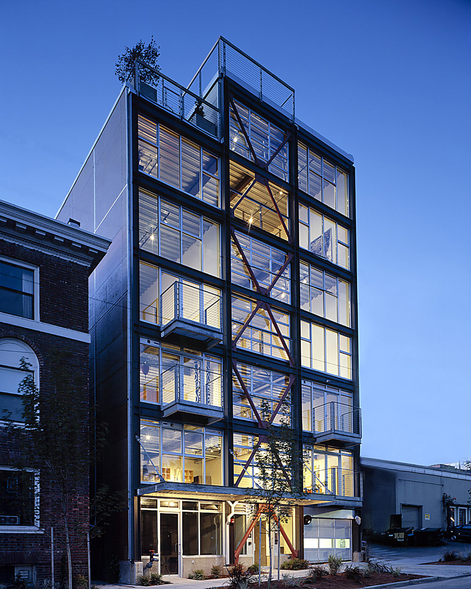 Renovation of Capitol Hill Industrial Loft in Seattle by SHED Architecture & Design-10