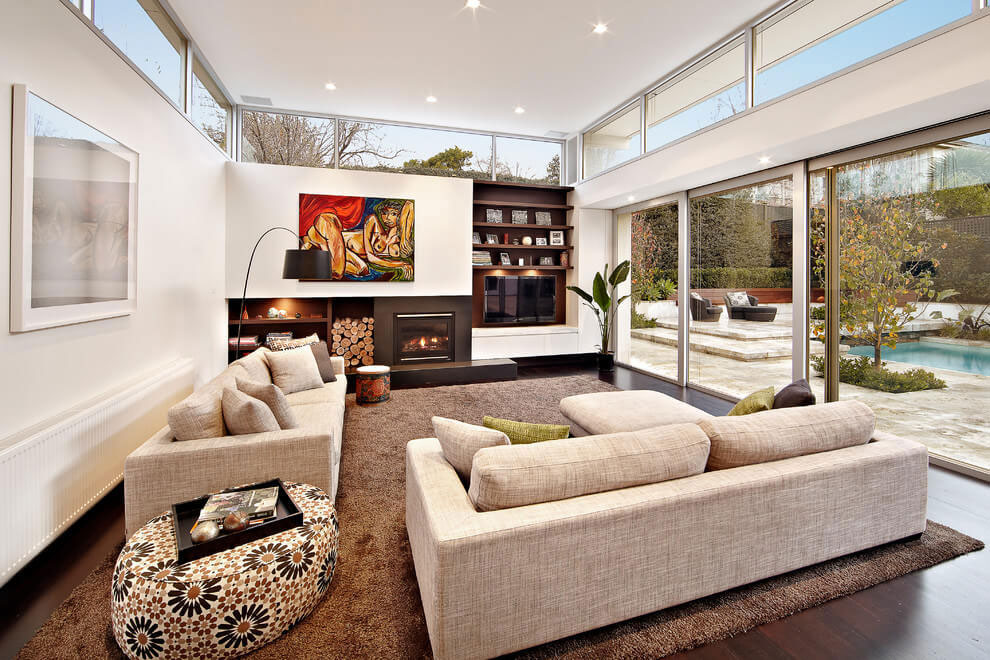 Renovation of Kooyong House into an Contemporary Residence in Melbourne by Schulberg Demkiw Architects-02