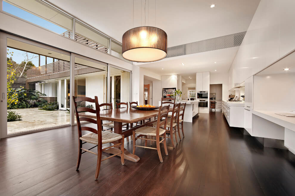Renovation of Kooyong House into an Contemporary Residence in Melbourne by Schulberg Demkiw Architects-05