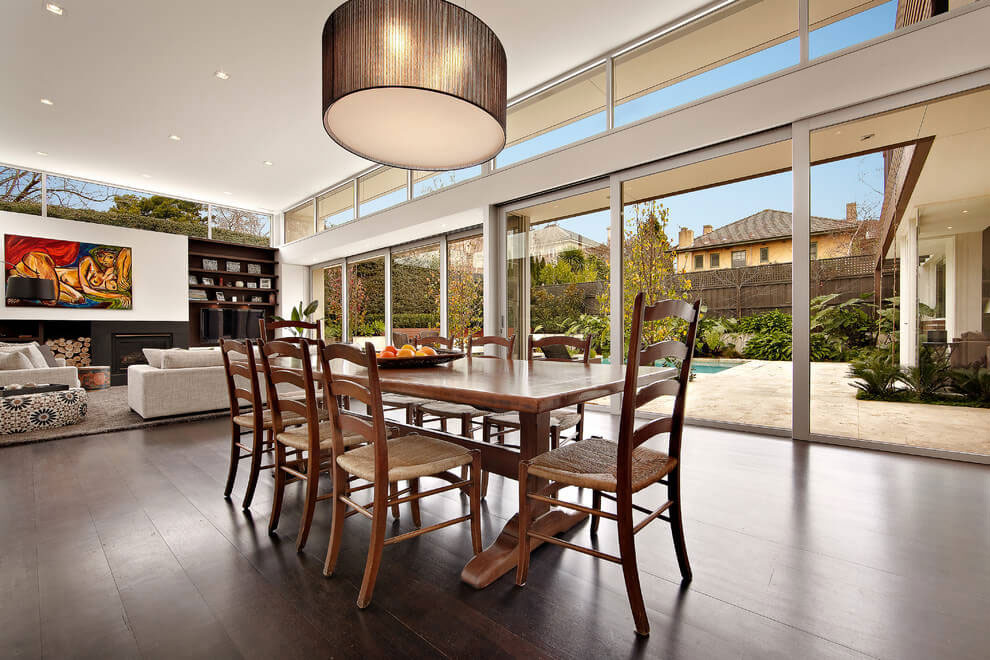 Renovation of Kooyong House into an Contemporary Residence in Melbourne by Schulberg Demkiw Architects-06