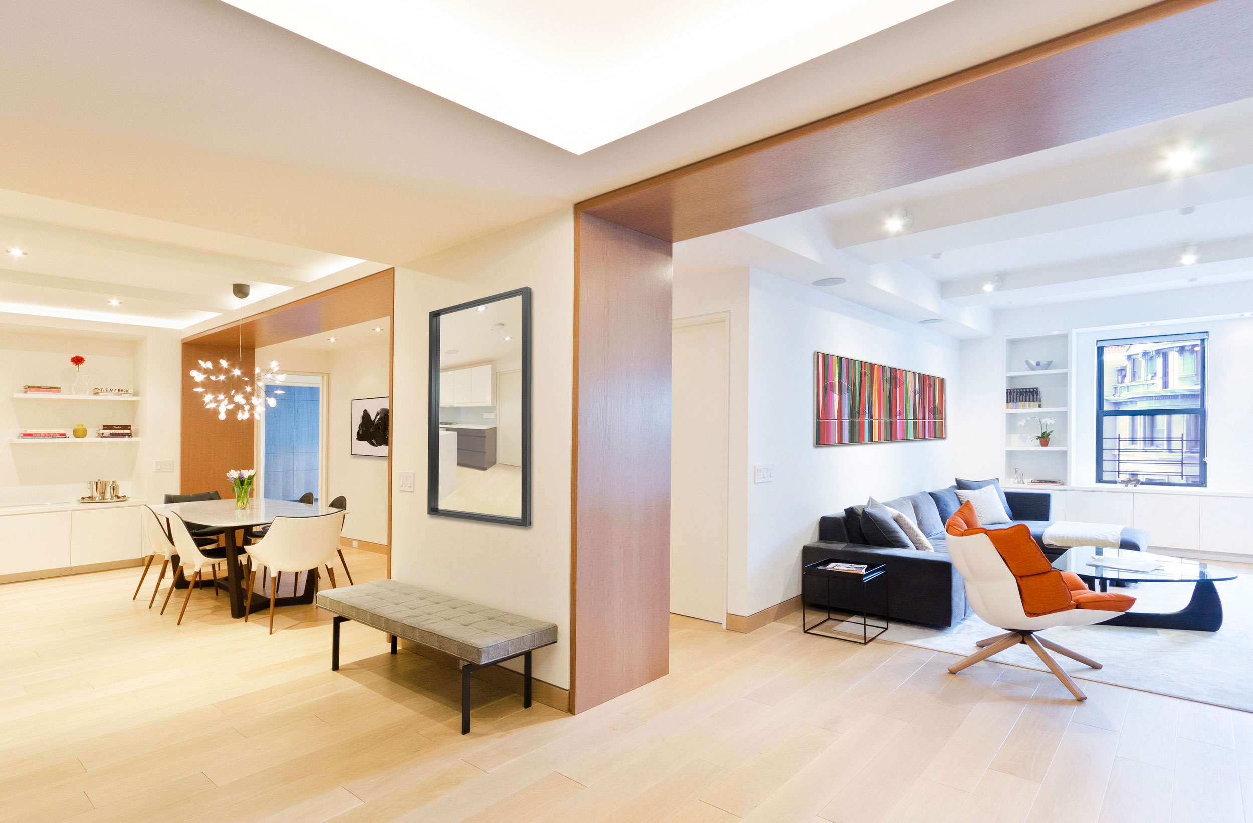 Riverside Drive Family Apartment in Manhattan by StudioLab-04