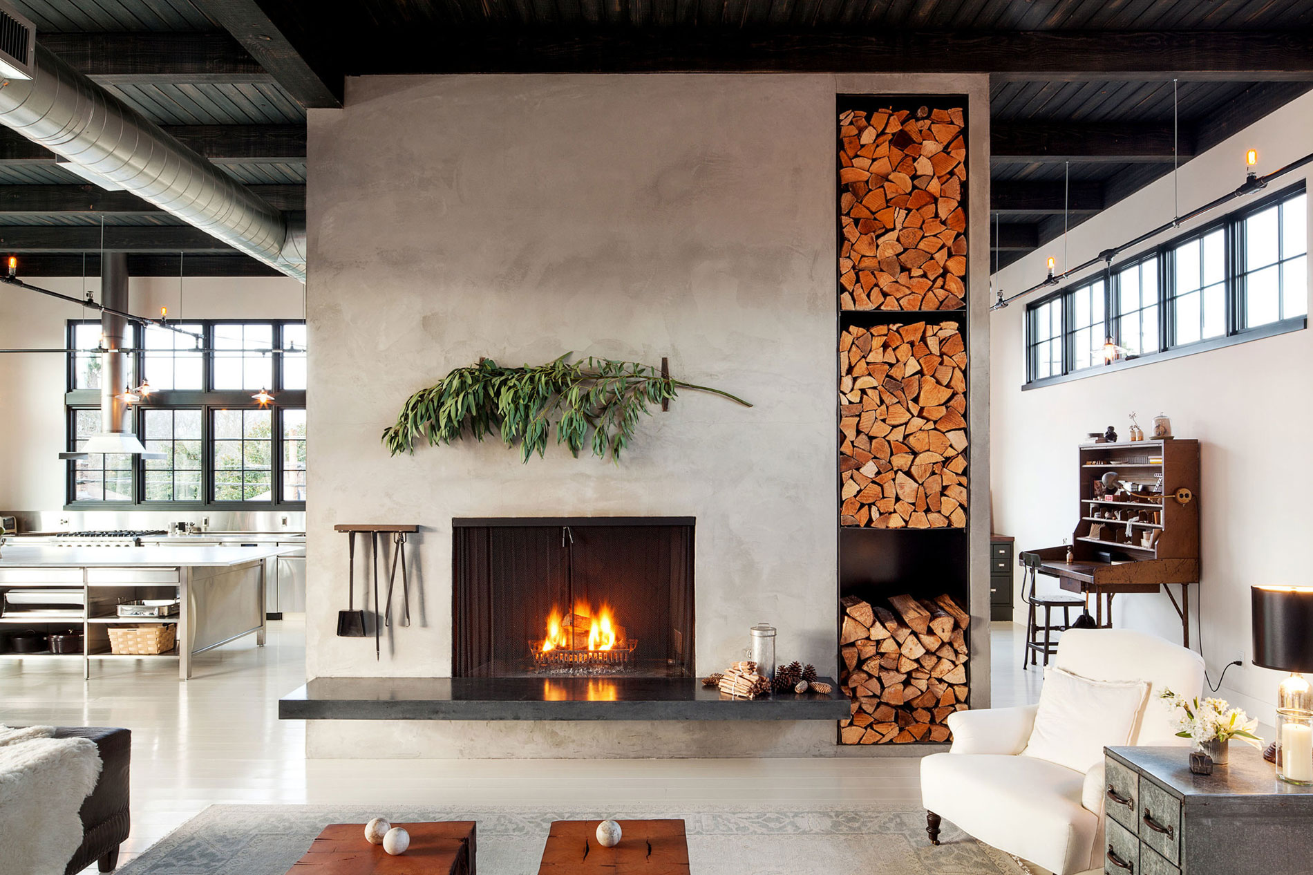 Se Division Street Industrial Penthouse in Portland by Emerick Architects-04