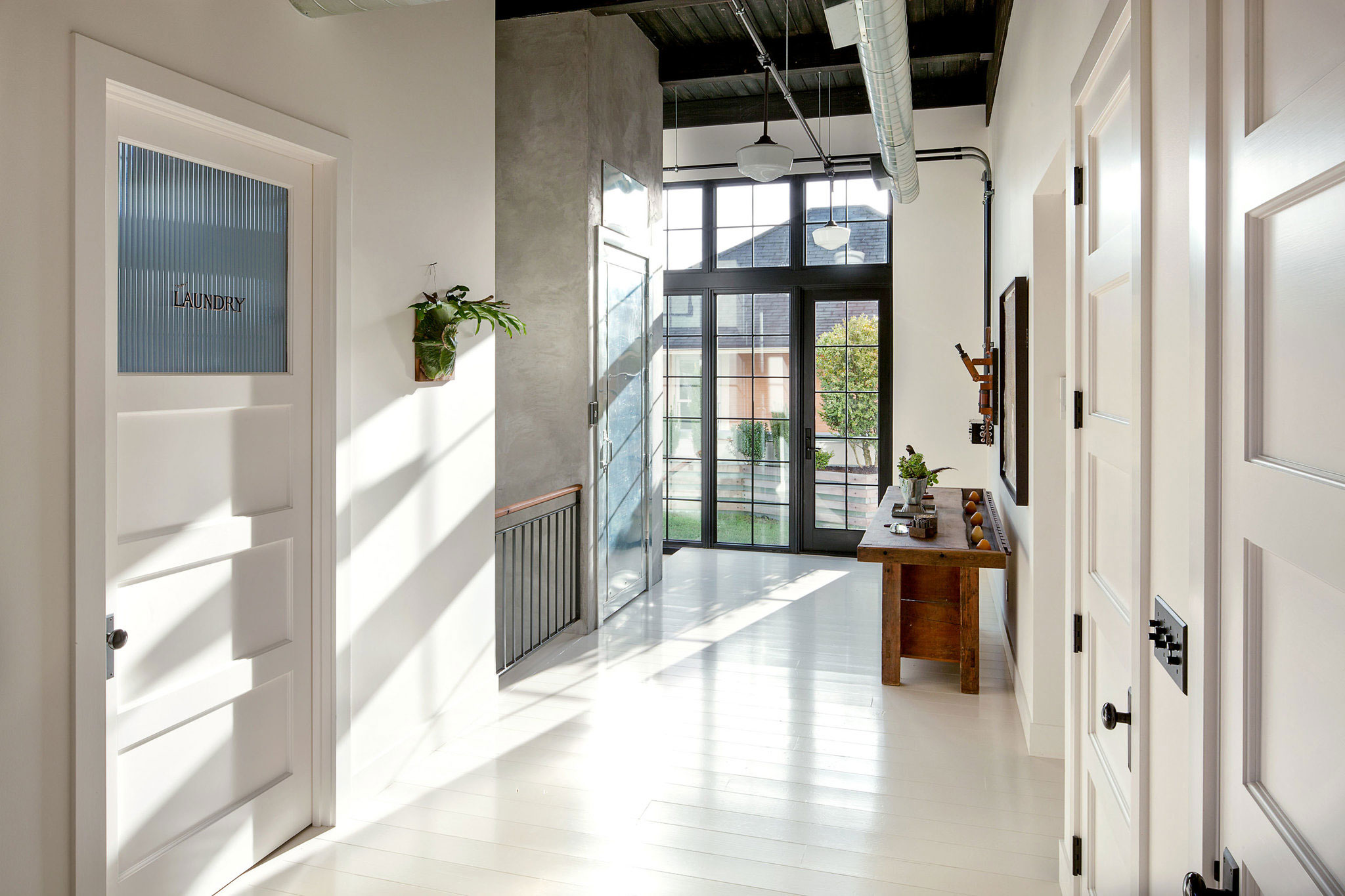 Se Division Street Industrial Penthouse in Portland by Emerick Architects-11