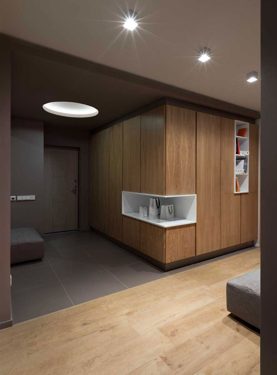 Sophisticate Moon Box Apartment in Kiev by Denis Rakaev-01