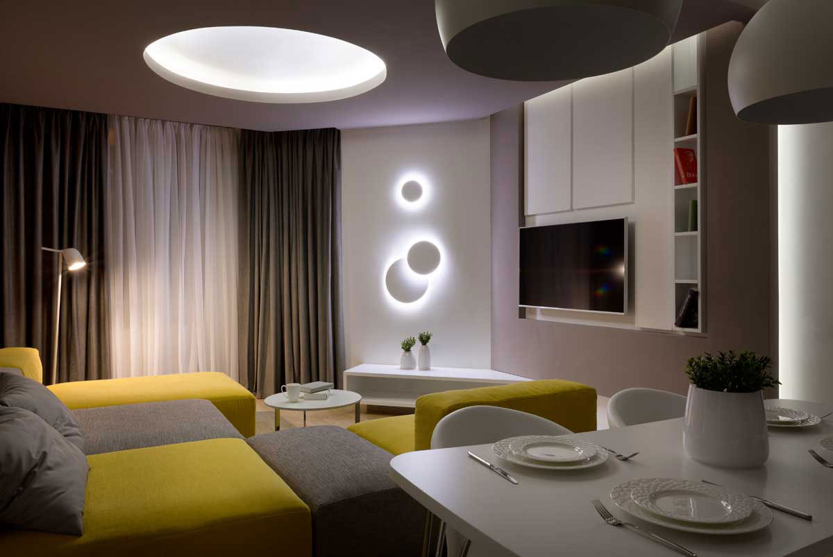 Sophisticate Moon Box Apartment in Kiev by Denis Rakaev-03