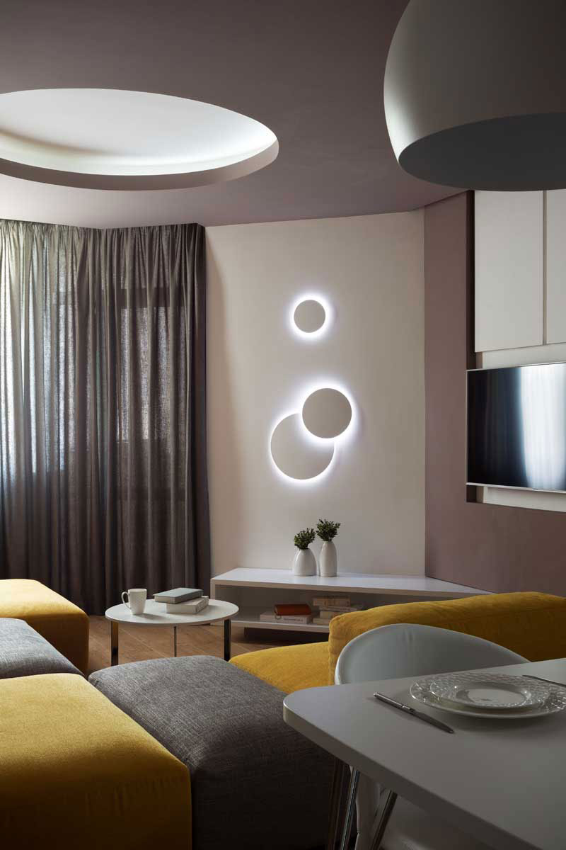 Sophisticate Moon Box Apartment in Kiev by Denis Rakaev-04