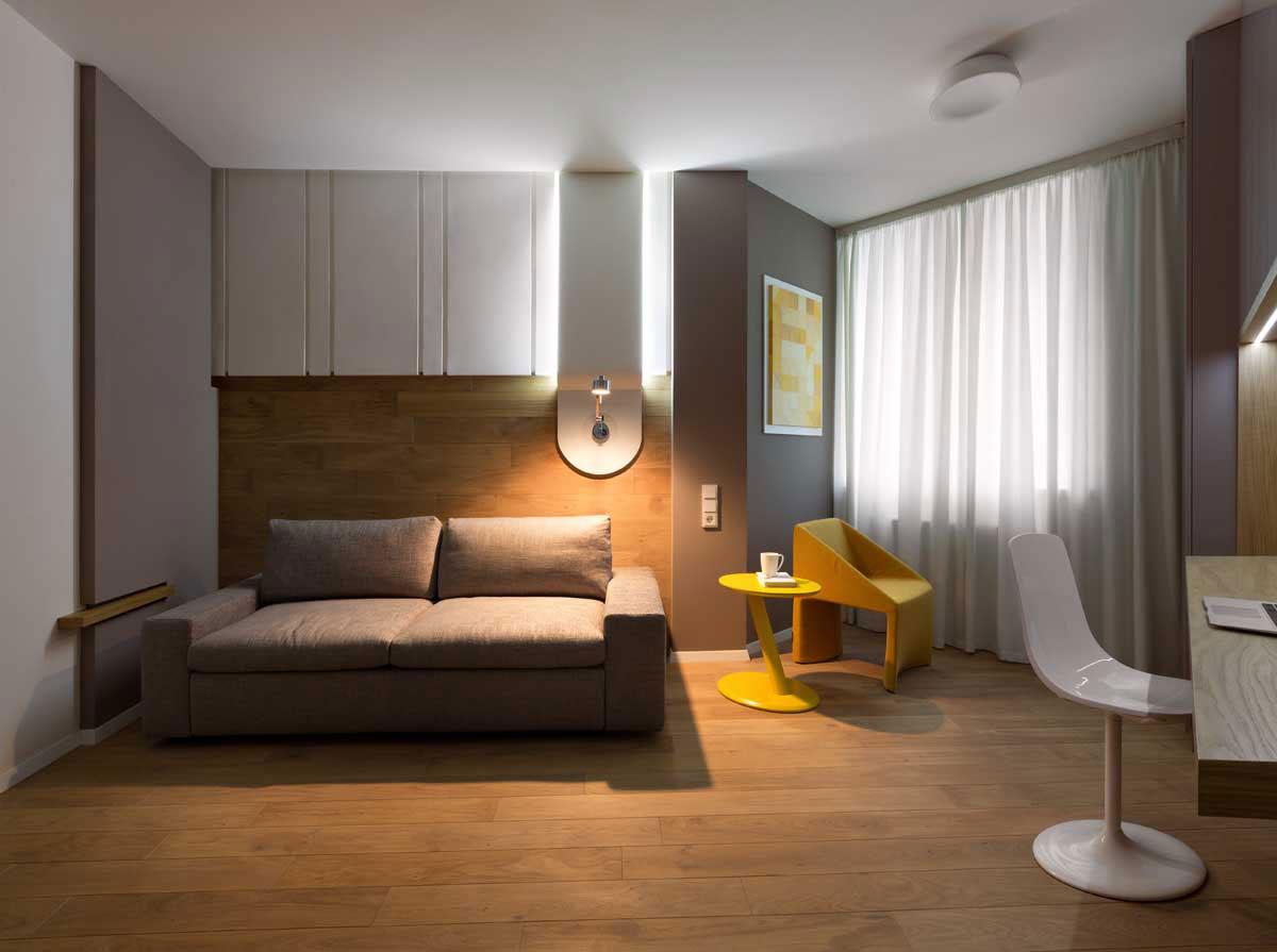 Sophisticate Moon Box Apartment in Kiev by Denis Rakaev-11