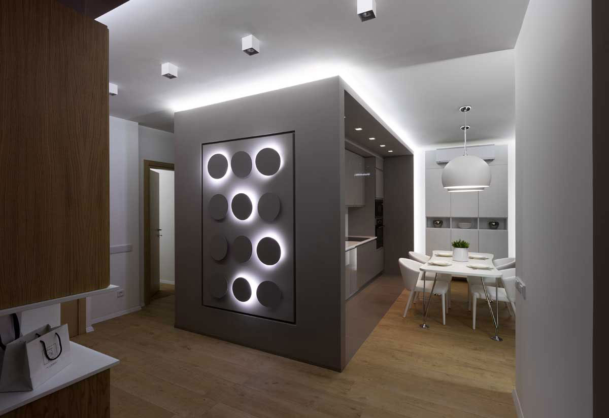 Sophisticate Moon Box Apartment in Kiev by Denis Rakaev-20