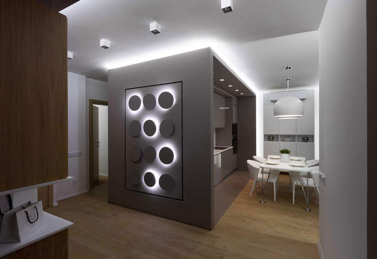Sophisticate Moon Box Apartment in Kiev by Denis Rakaev-20