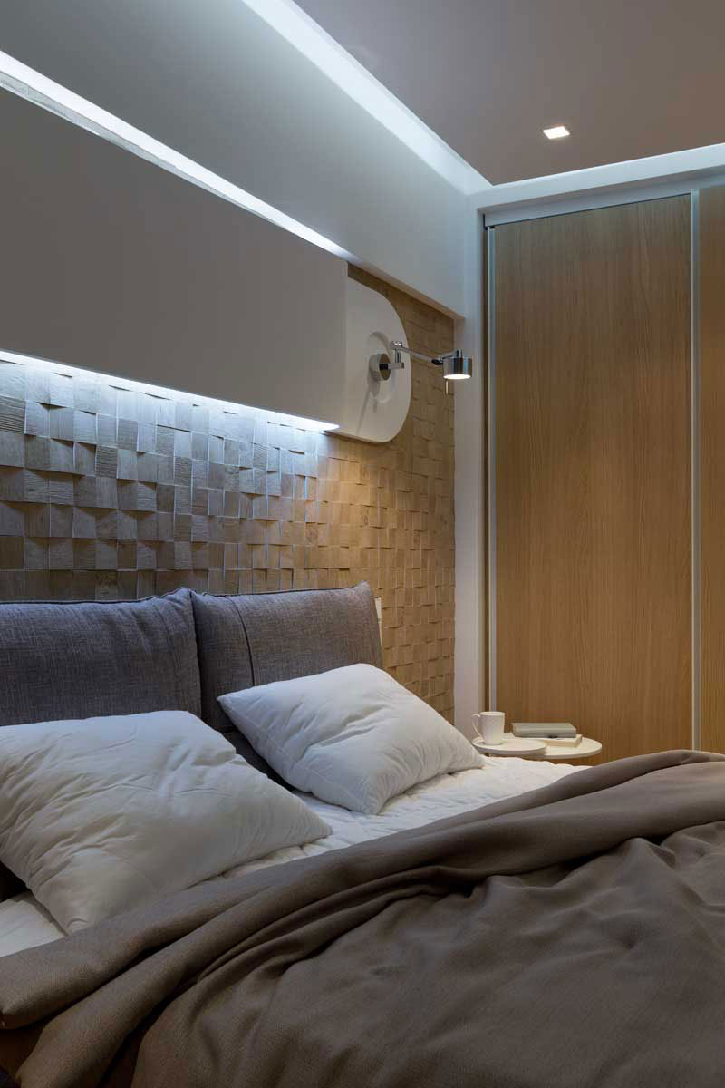 Sophisticate Moon Box Apartment in Kiev by Denis Rakaev-23