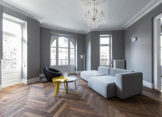 Strauss Apartment by YCL Studio