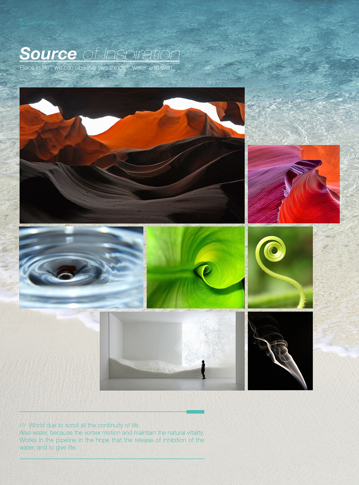 Stylish Swirl Bathroom Tap with Spiral Stream of Water and 15 Water Saving by Simin Qiu-01
