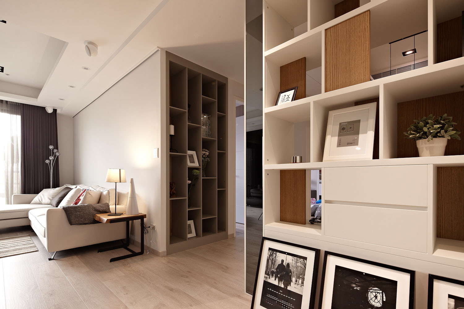 Sun from the West Coast Contemporary Apartment in Taipei by Alfonso Ideas-07