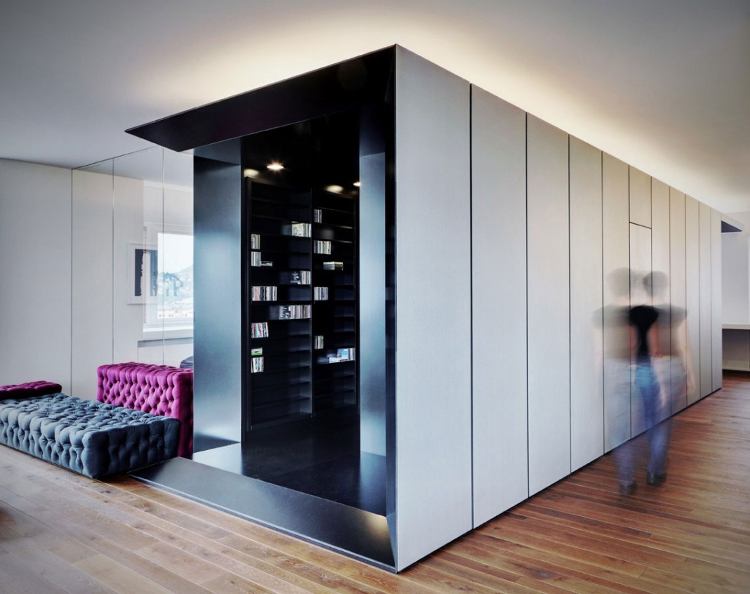 T Apartment by Arkham Project