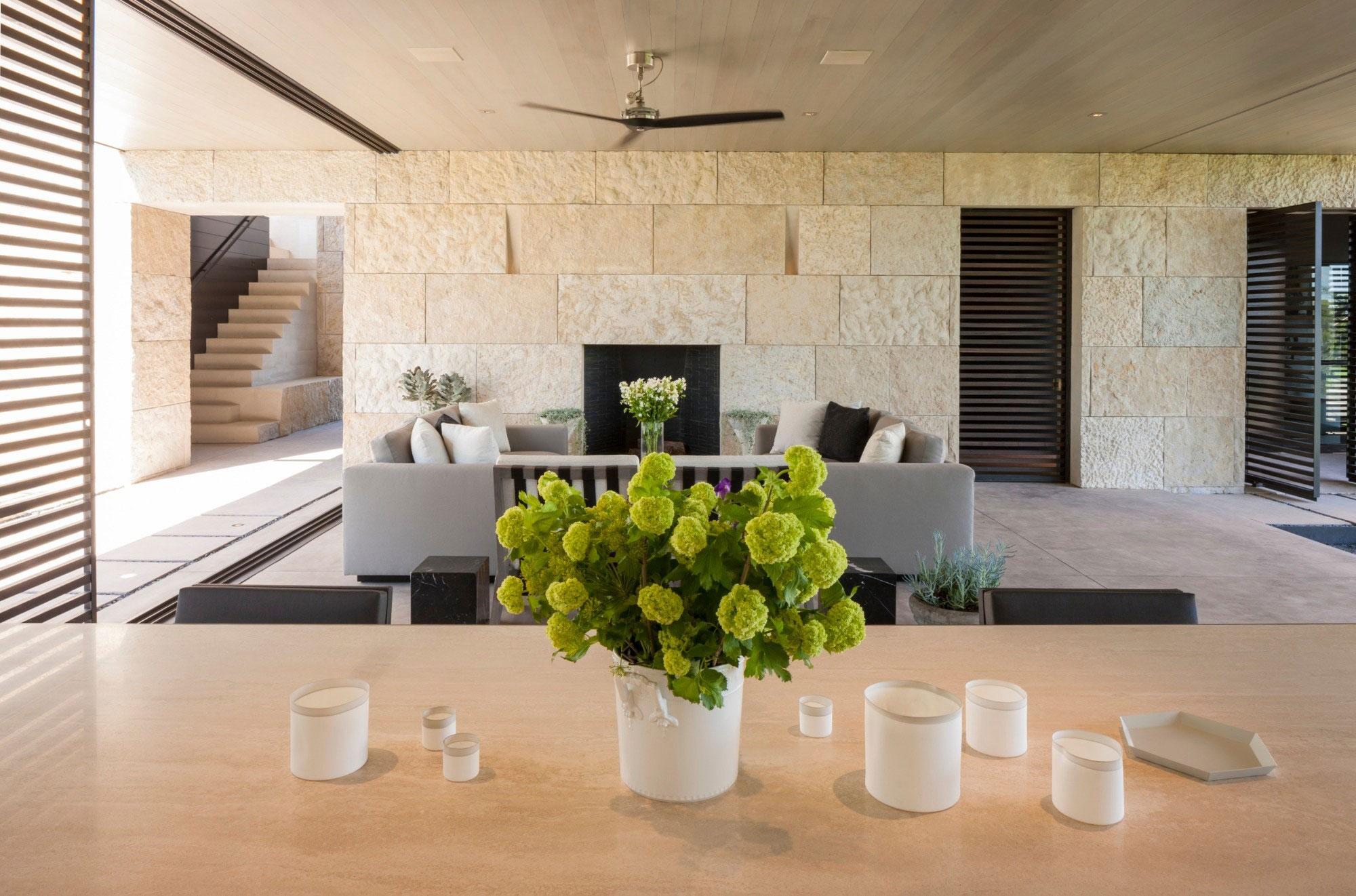 modern ranch interior design