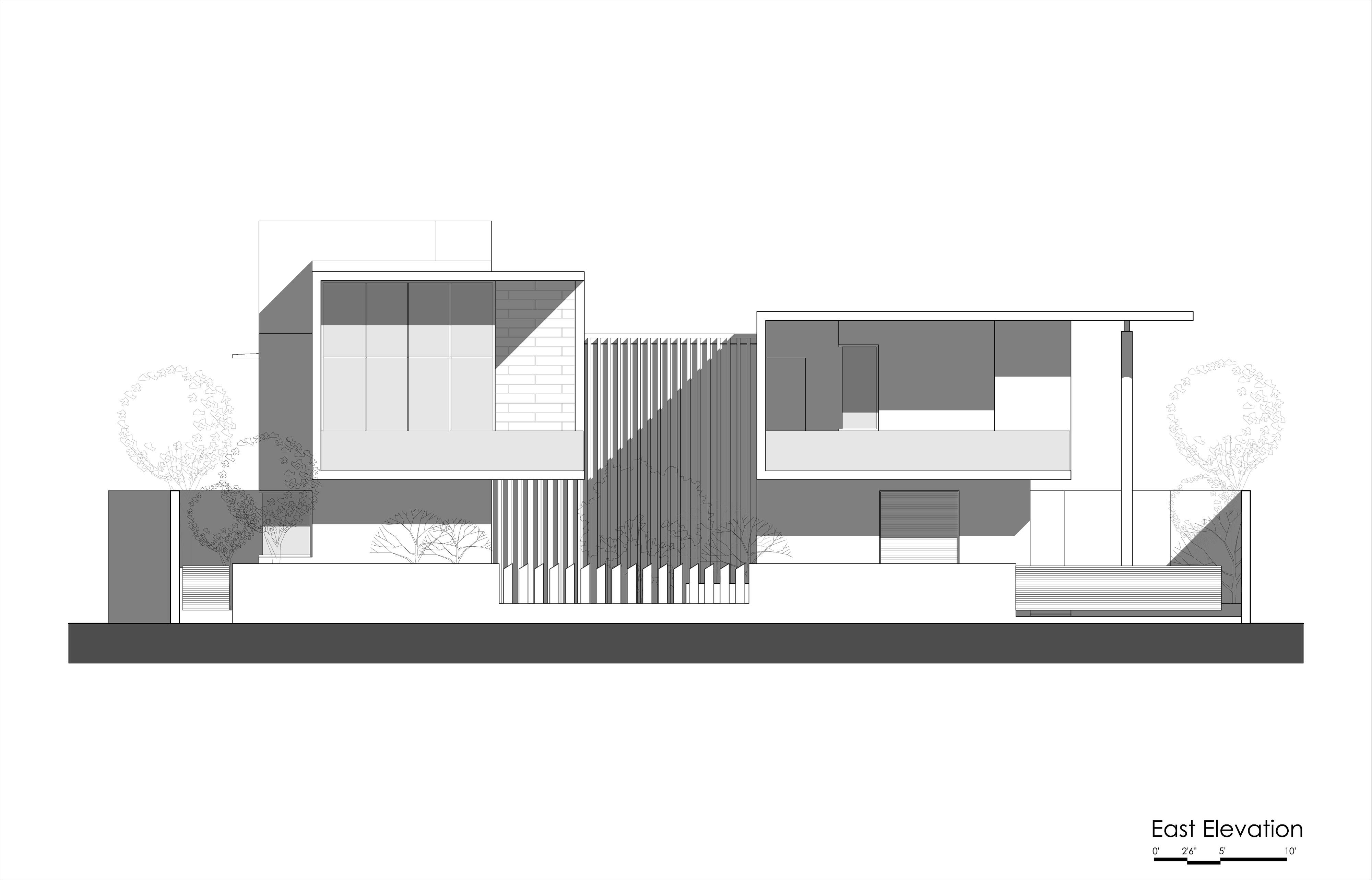 The Courtyard House near Bangalore by Abin Design Studio-31